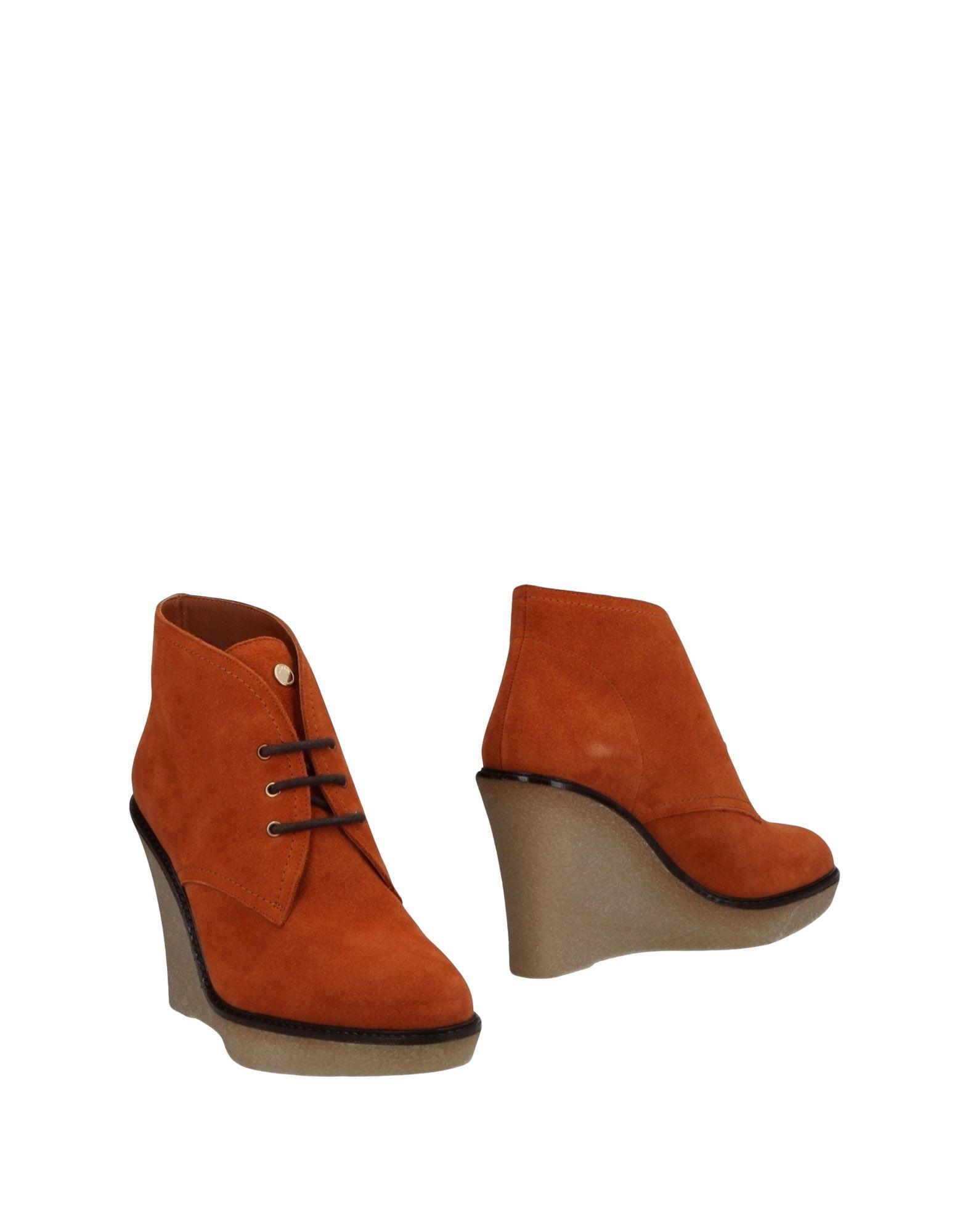 Stilvolle Stiefelette billige Schuhe Armani Collezioni Stiefelette Stilvolle Damen  11494673VN fed36c