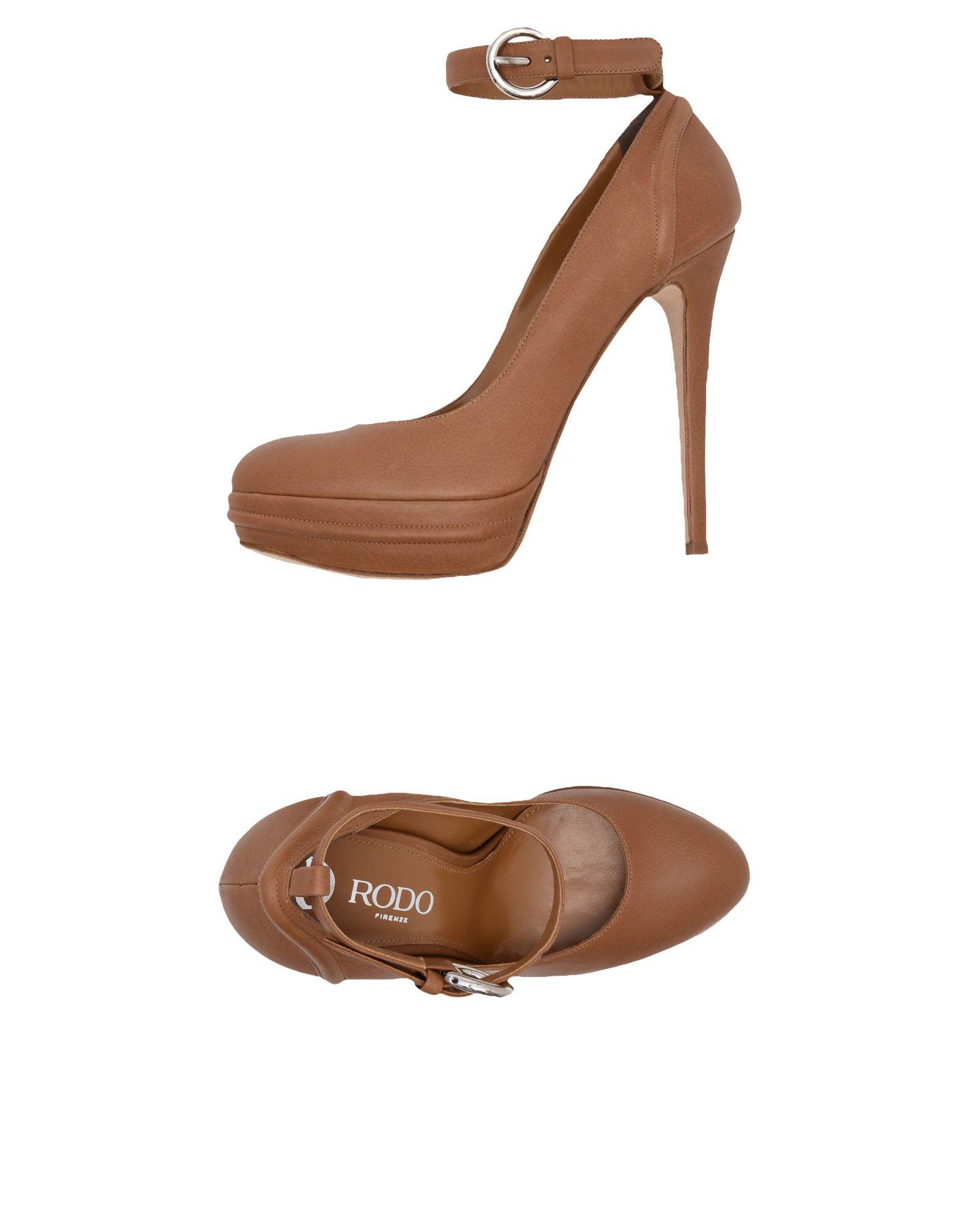 Marrón Zapato De De De Salón Rodo Mujer - Salones Rodo modelo más vendido de la marca 15f50e