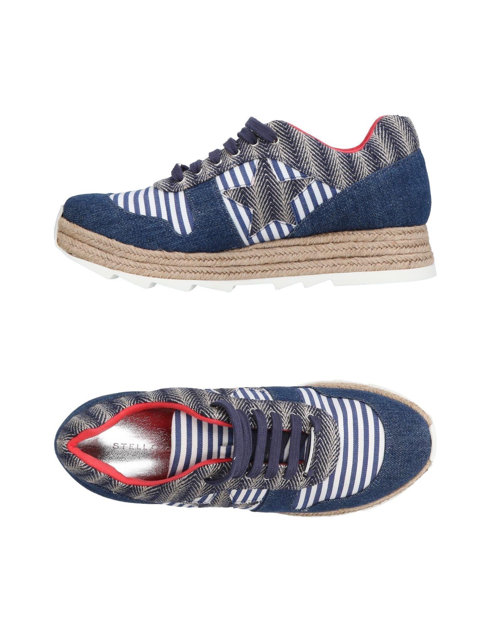 Rabatt Schuhe Stella Mccartney Sneakers Damen  11494710UC