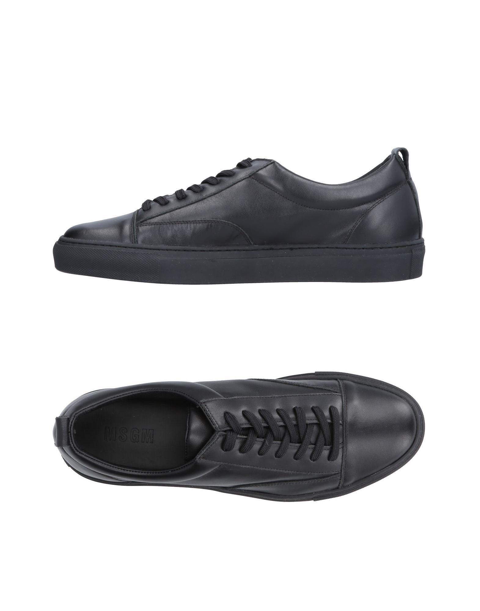 Rabatt echte Schuhe Msgm Sneakers Herren  11494743EM