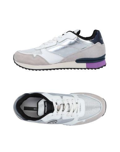 Zapatillas Replay Mujer - Blanco Zapatillas Replay - 11494760IM Blanco - Tiempo limitado especial 5b655d