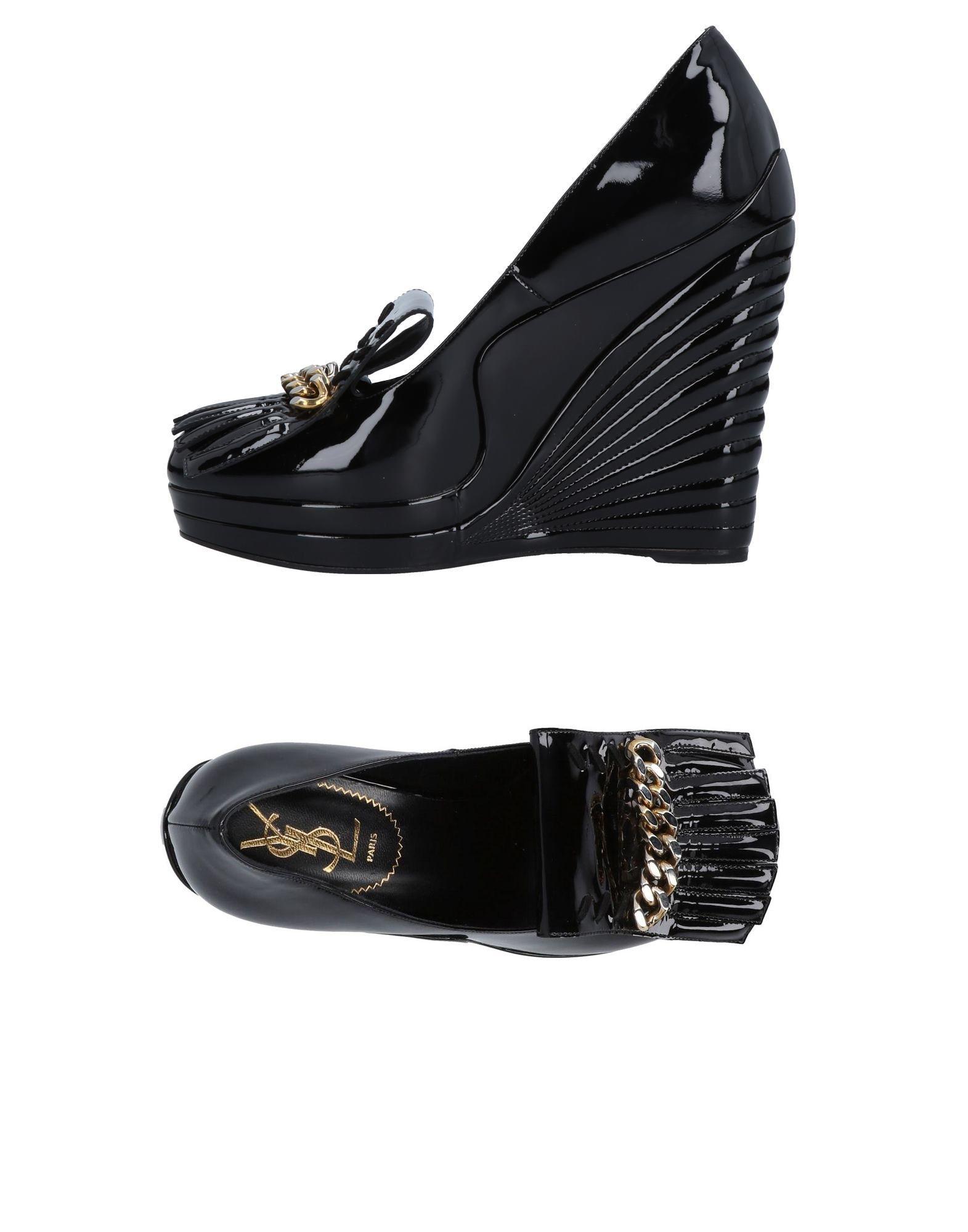 Saint Laurent Mokassins Damen  11494769AUGünstige gut aussehende Schuhe