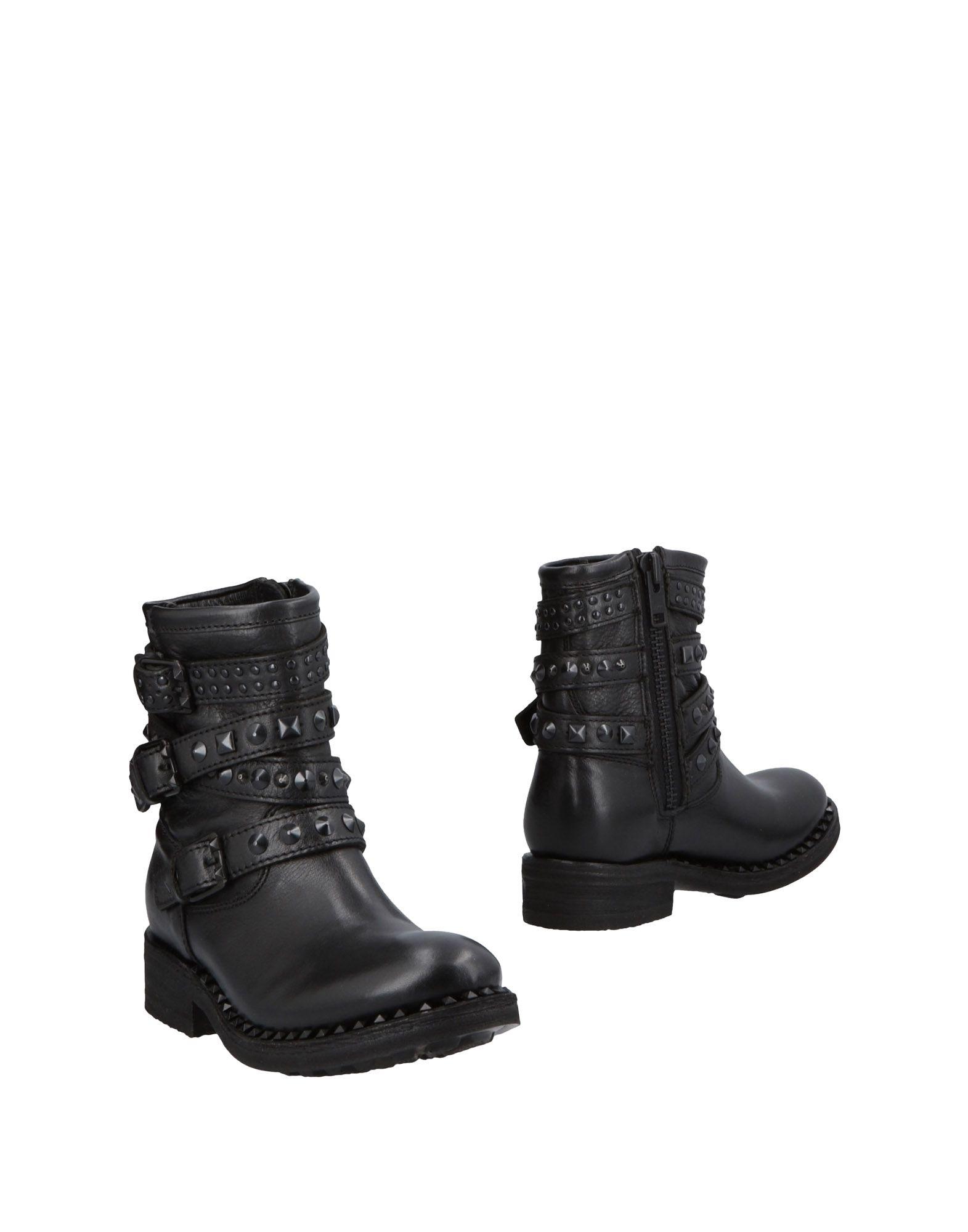 Rabatt Schuhe Ash Stiefelette Damen  11494782TC