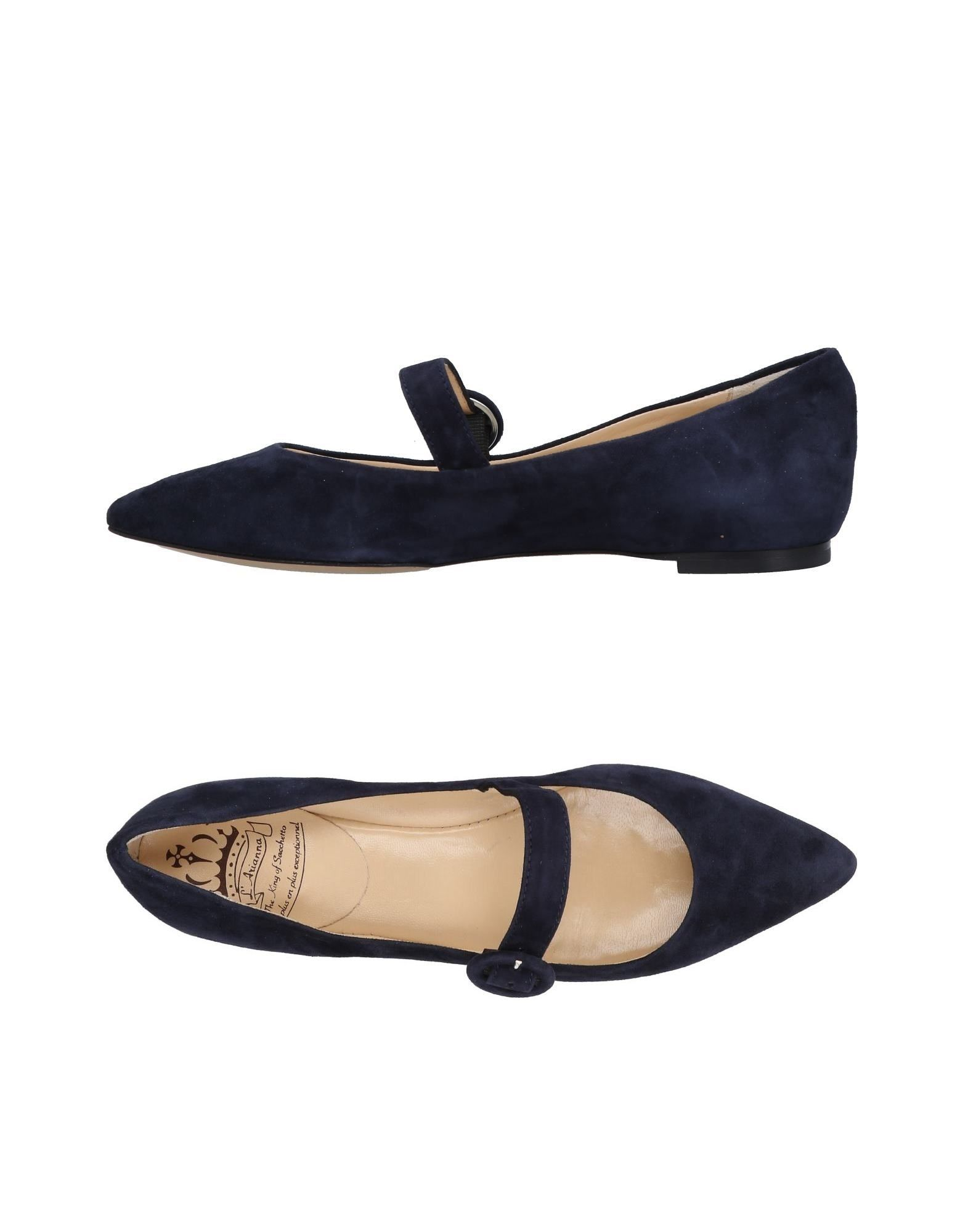 L'arianna Ballerinas Damen  11494788RR Gute Qualität beliebte Schuhe