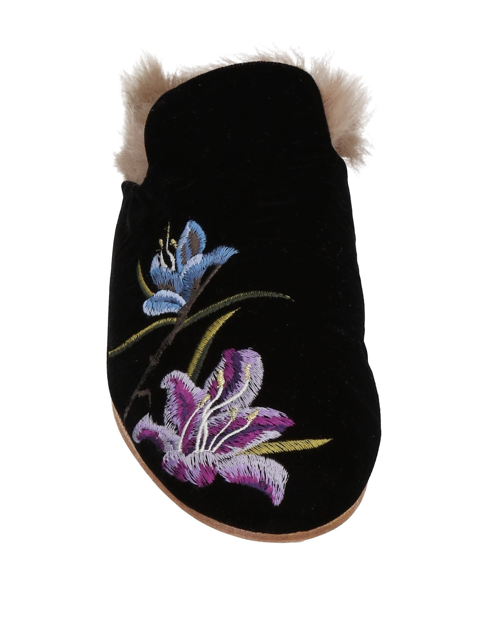 Gia Couture 11494816LIGut Pantoletten Damen  11494816LIGut Couture aussehende strapazierfähige Schuhe 8ad555