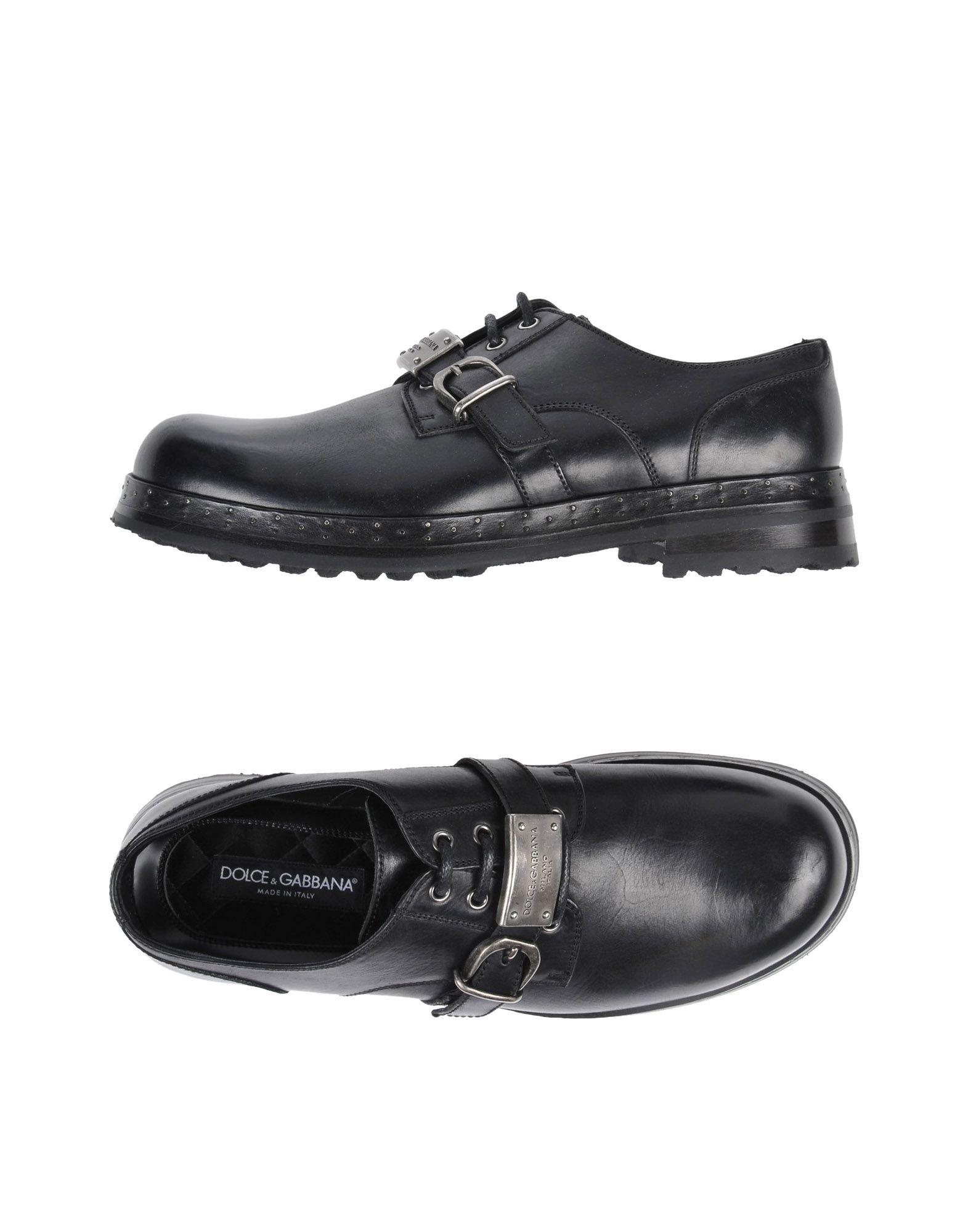 Dolce & Gabbana Schnürschuhe Herren  11494949HV Gute Qualität beliebte Schuhe