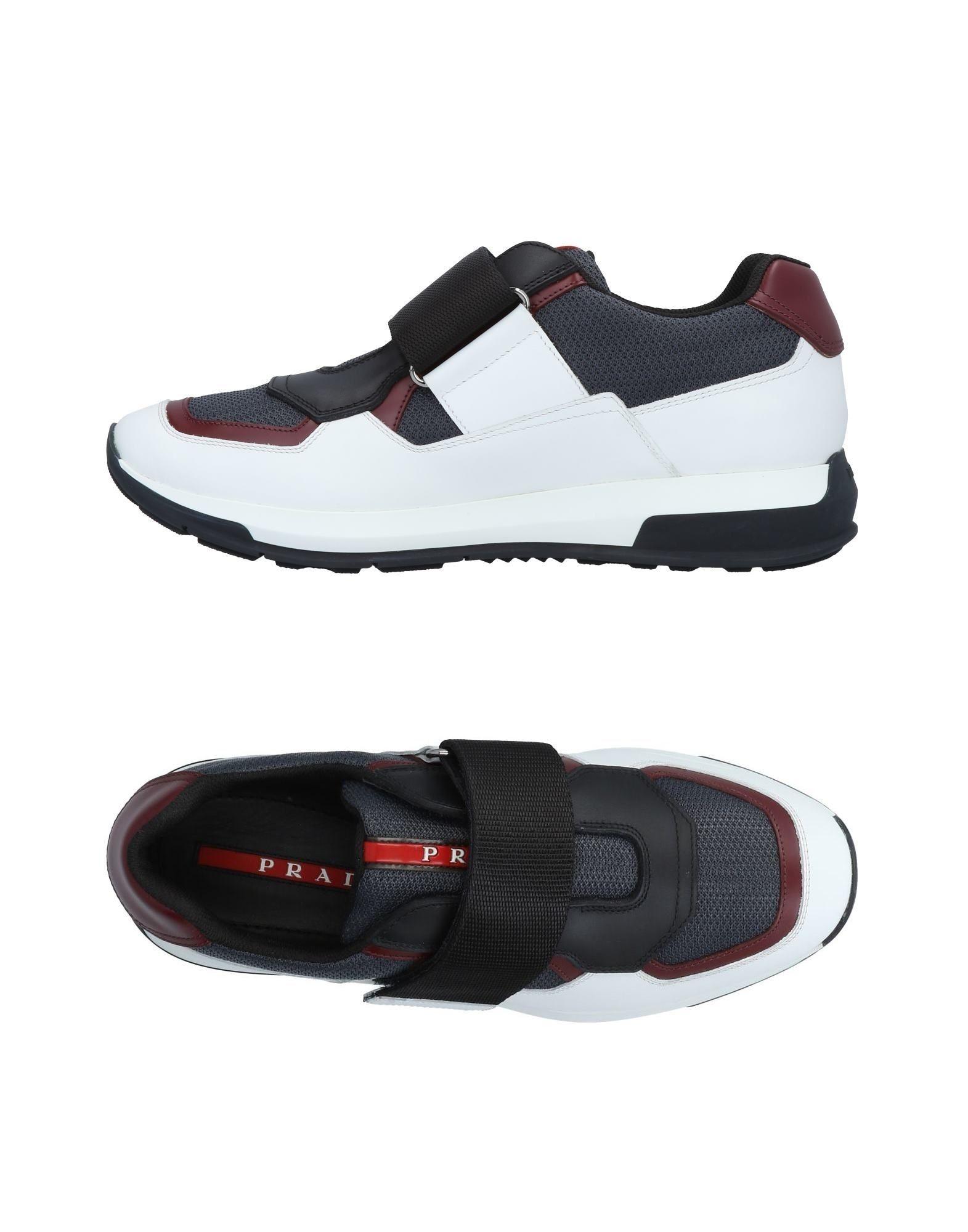 Prada Sport Sneakers Herren  11494954TF Gute Qualität beliebte Schuhe
