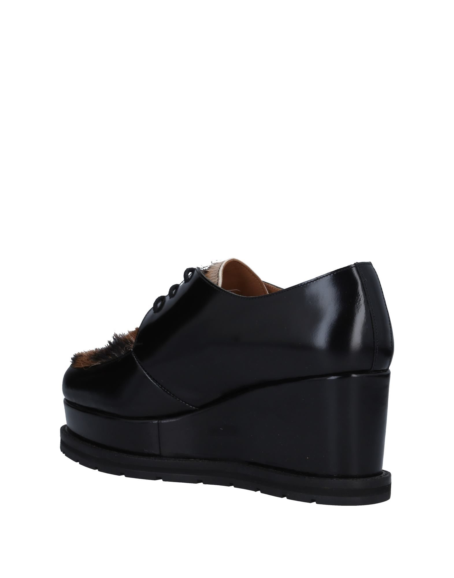 Stilvolle billige Schuhe Castañer Schnürschuhe Damen  11494956DE