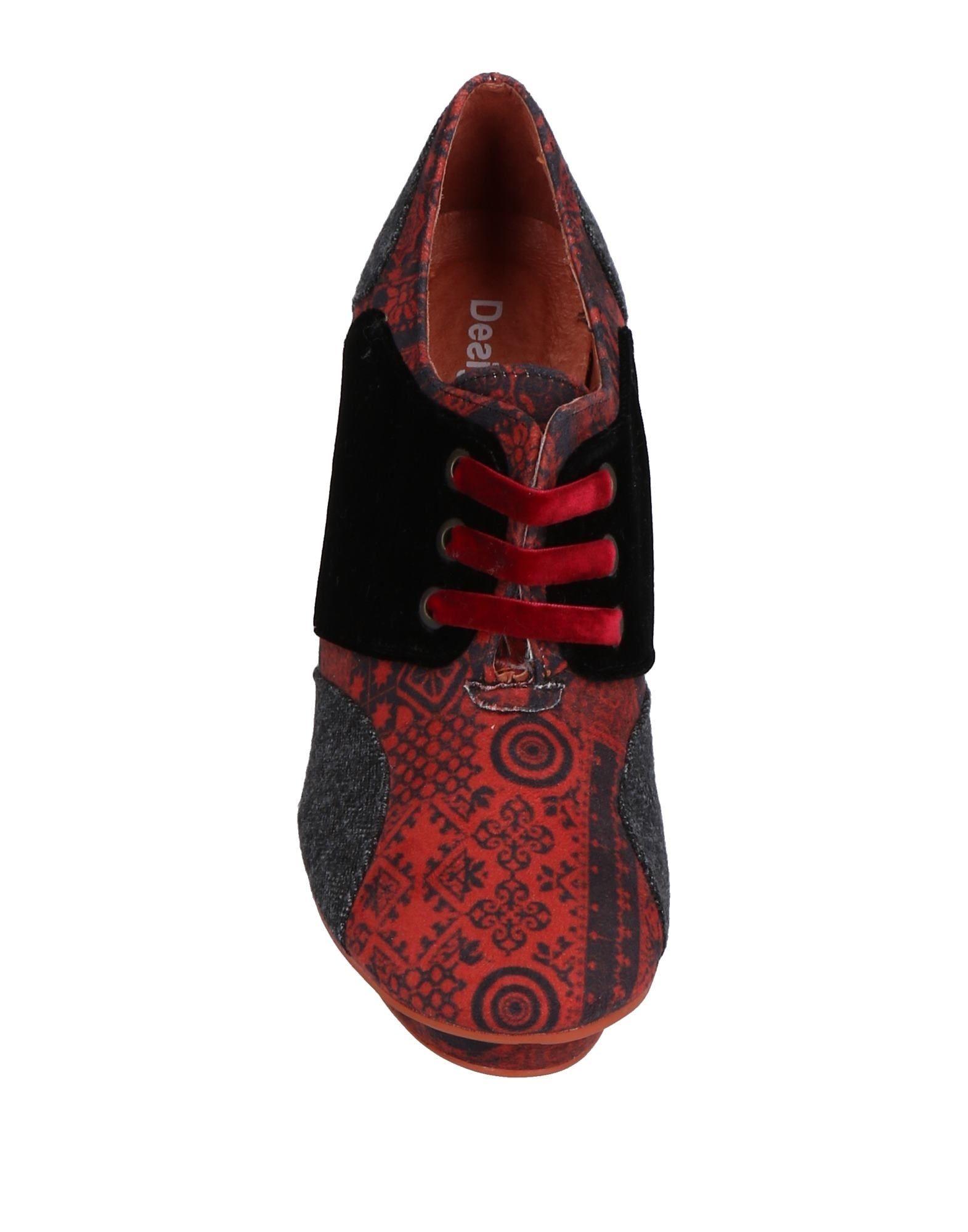 Desigual Schnürschuhe Damen Qualität  11495000UB Gute Qualität Damen beliebte Schuhe ad4b3f