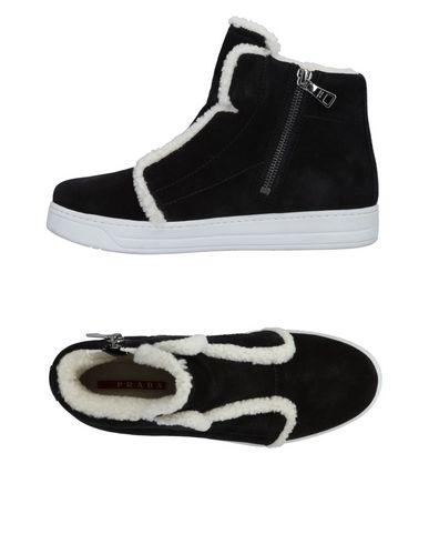 Los últimos zapatos de hombre y mujer Zapatillas Prada Sport Mujer - Zapatillas Prada Sport - 11495035SV Negro