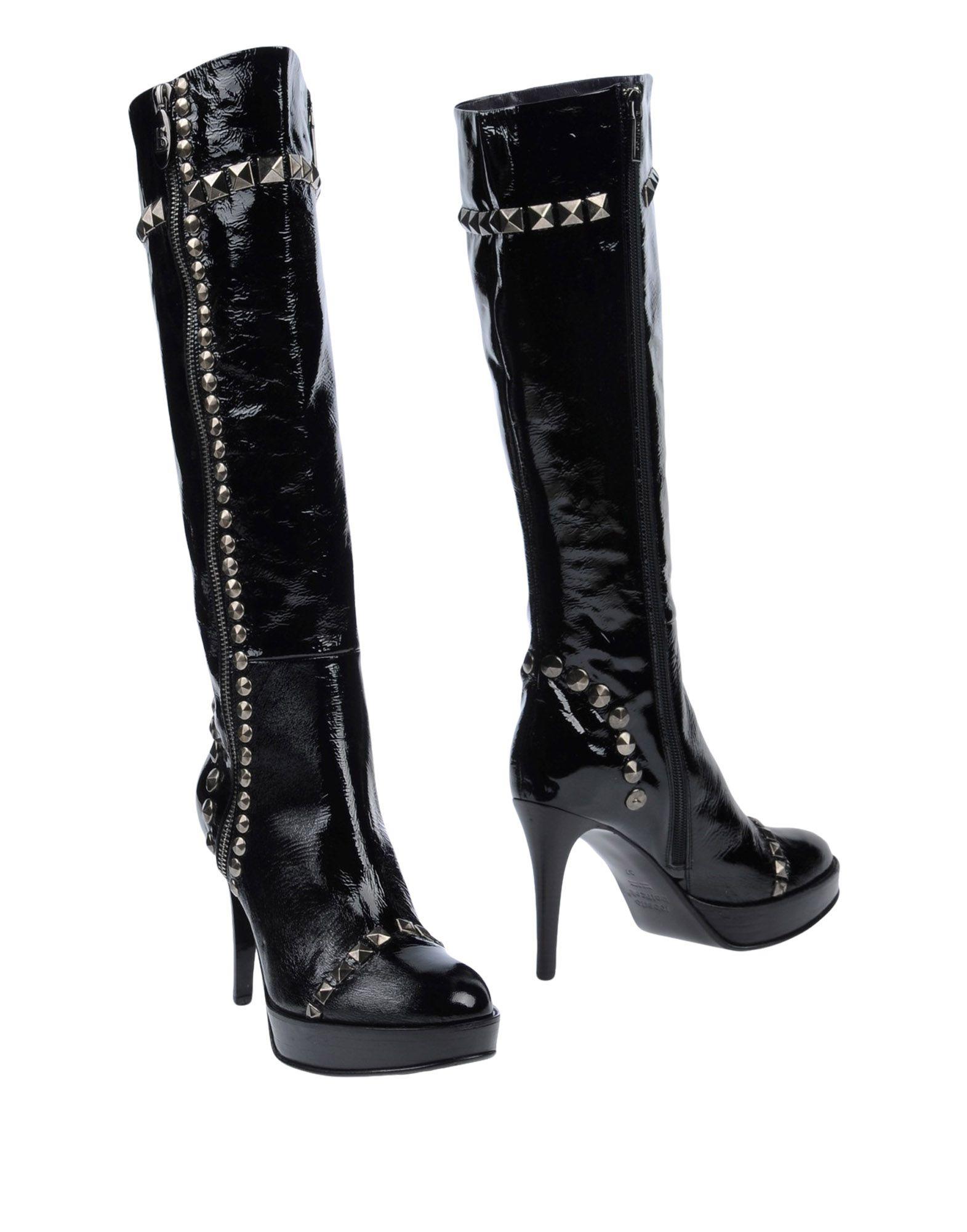 Rabatt Schuhe Roberto Botticelli Stiefel Damen  11495057QO