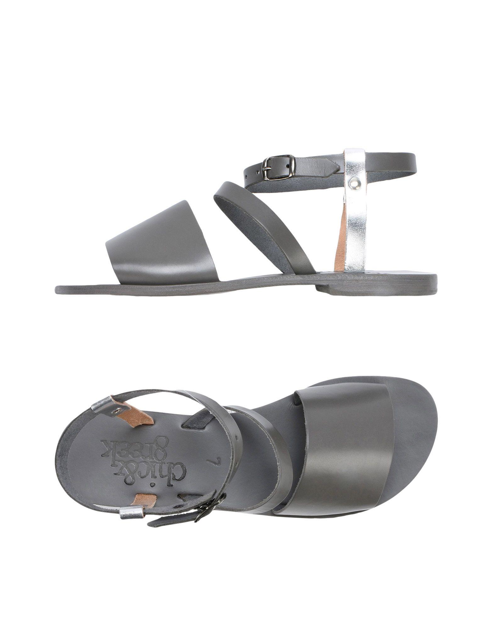 Chic&Greek Sandalen Damen  Schuhe 11495060GR Heiße Schuhe  ee15b0