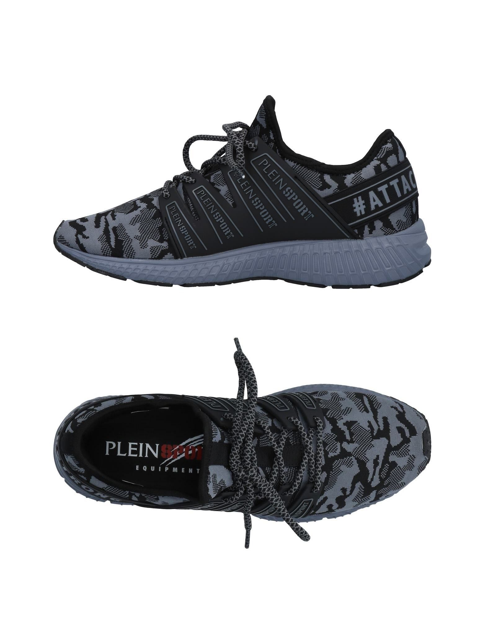Rabatt echte Schuhe Plein Sport Sneakers Herren  11495135MX