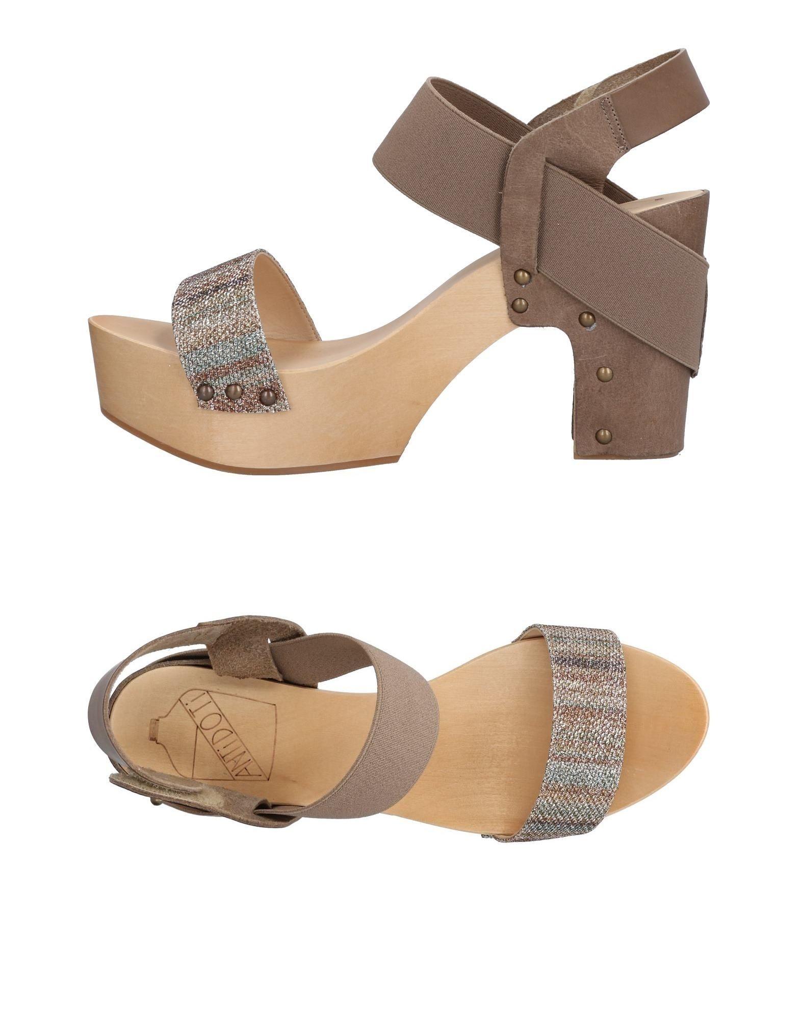 Moda Sandali Antidoti Donna - 11495148XS