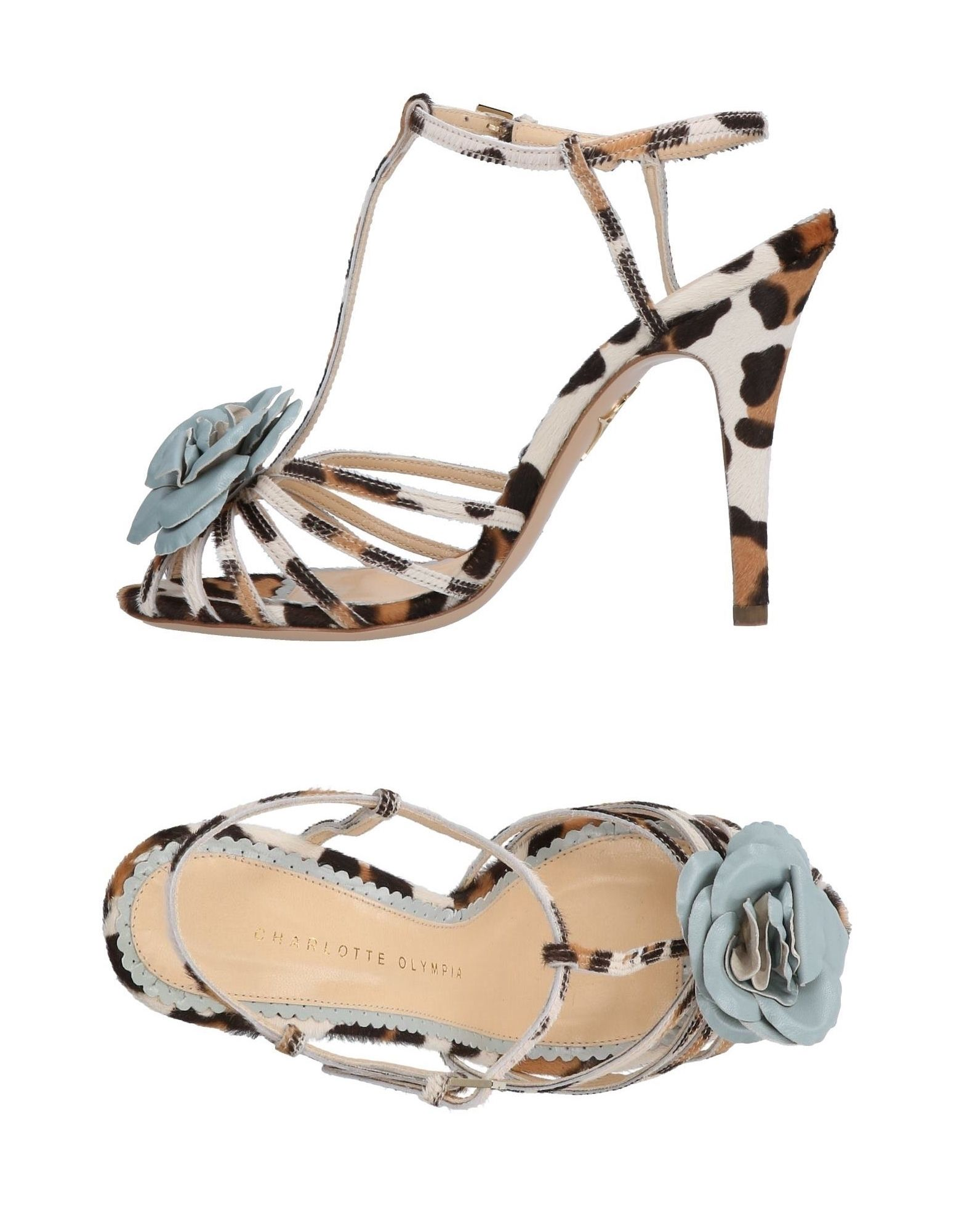 Charlotte Olympia Sandalen Damen  11495154DD Neue Schuhe