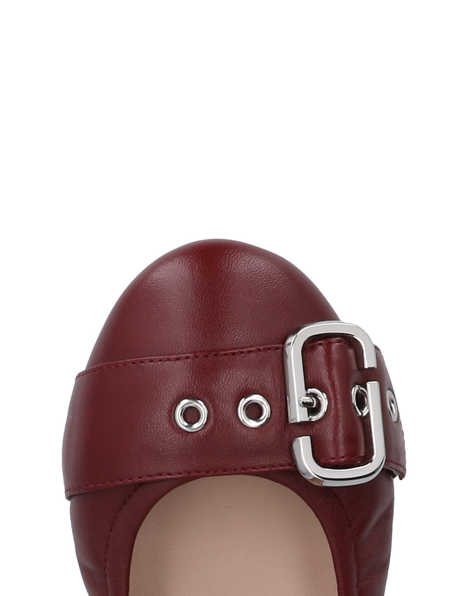 Gut um billige Schuhe Damen zu tragenMarc Jacobs Ballerinas Damen Schuhe 11495163JU 7bcd06