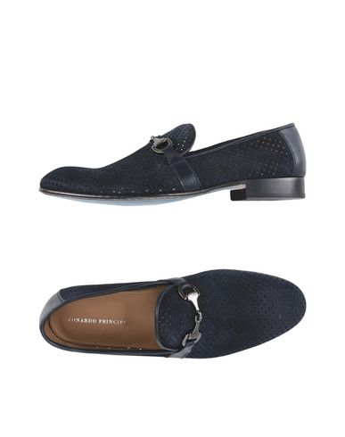 Zapatos con descuento Mocasín Leonardo Principi Hombre - Mocasines Leonardo Principi - 11495256GT Azul oscuro