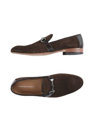 Zapatos con descuento Mocasín Leonardo Principi Hombre - Mocasines Leonardo Principi - 11495259PT Cacao