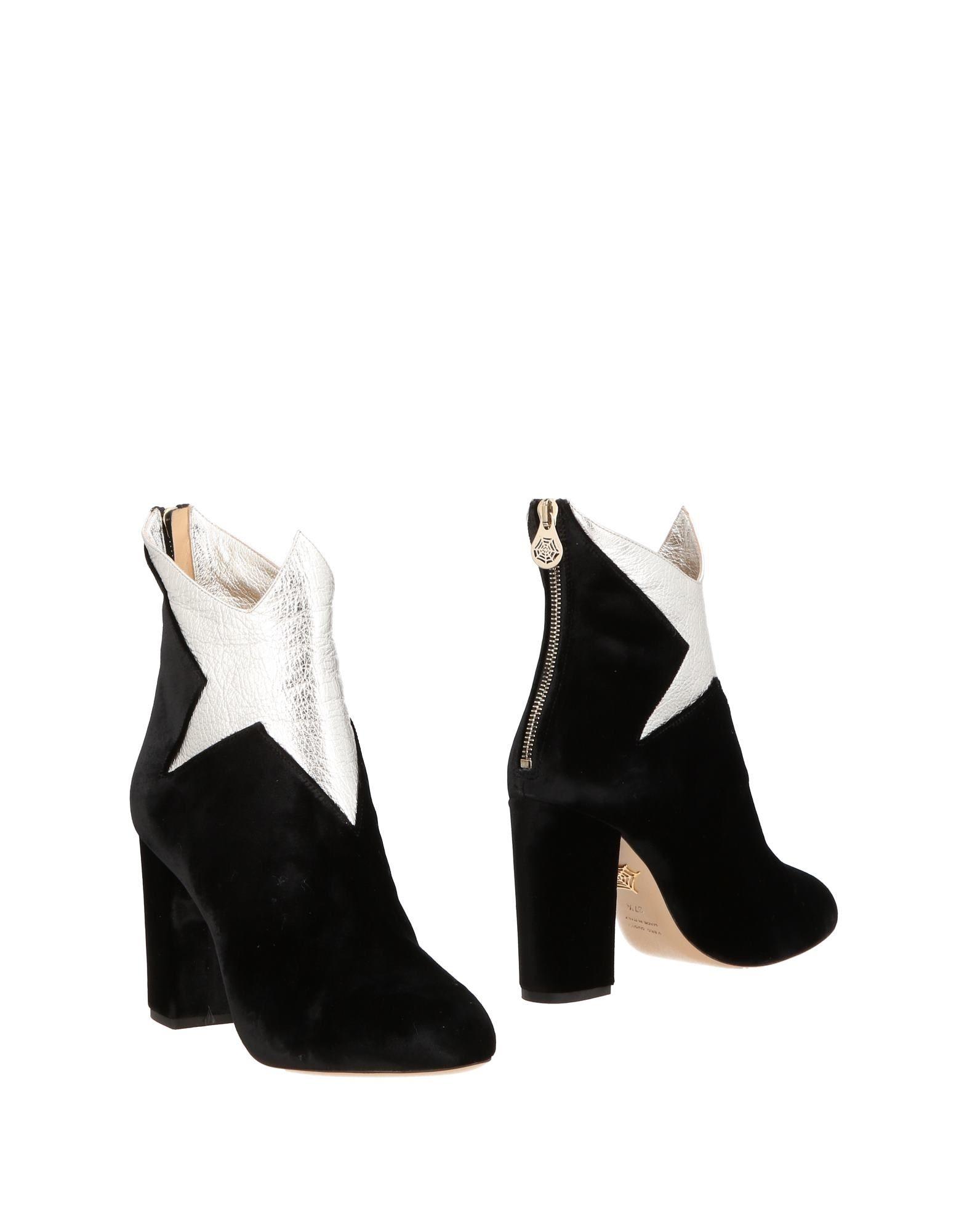 Charlotte Olympia Stiefelette Damen aussehende  11495288PEGünstige gut aussehende Damen Schuhe 58c4e6