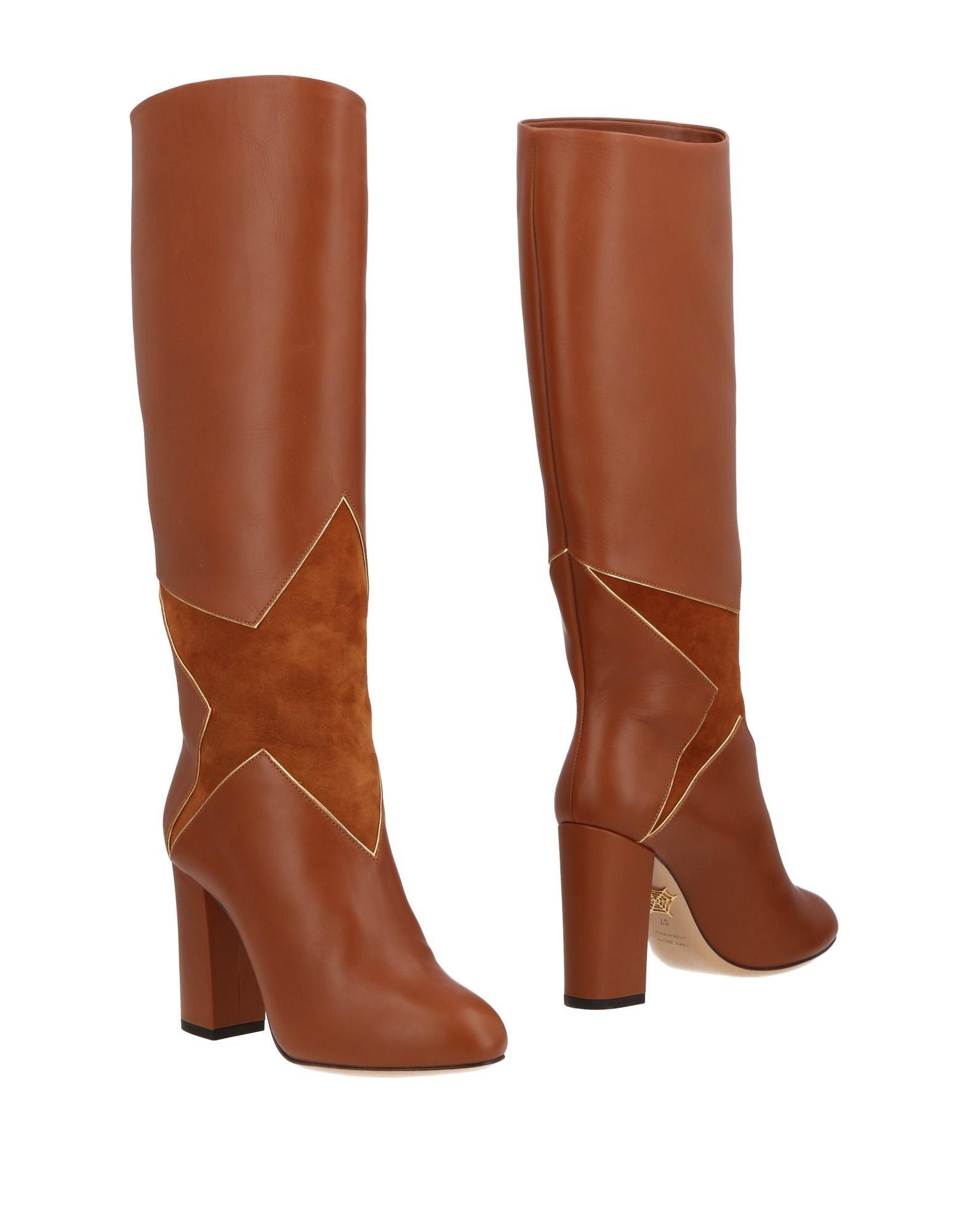 Charlotte Olympia Stiefel Damen  11495292HSGünstige gut aussehende Schuhe