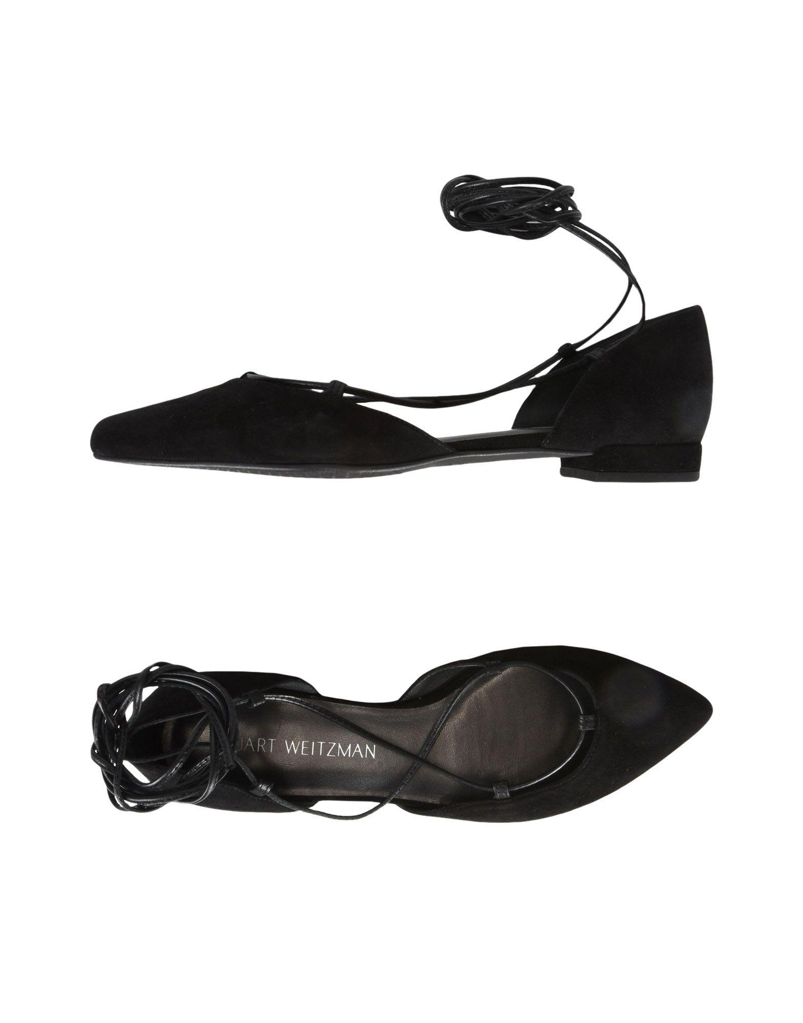 Rabatt Schuhe Stuart Weitzman Ballerinas Damen  11495294QI