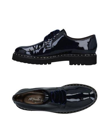 Zapato De Cordones Alfredo Giantin Cordones Mujer - Zapatos De Cordones Giantin Alfredo Giantin - 11495299PP Negro 0683e3