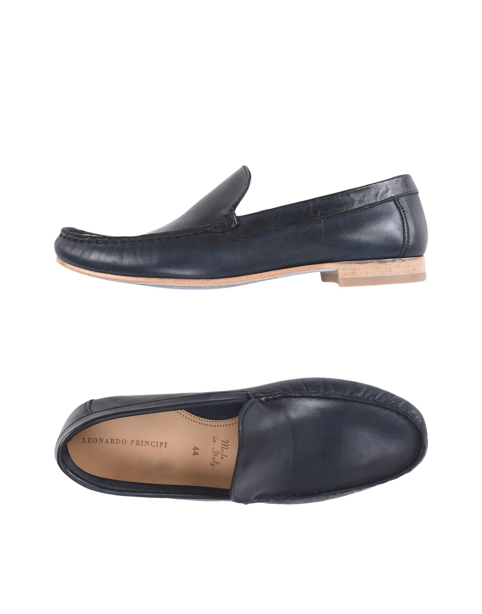 Leonardo Principi Mokassins Herren  11495305BB Neue Schuhe