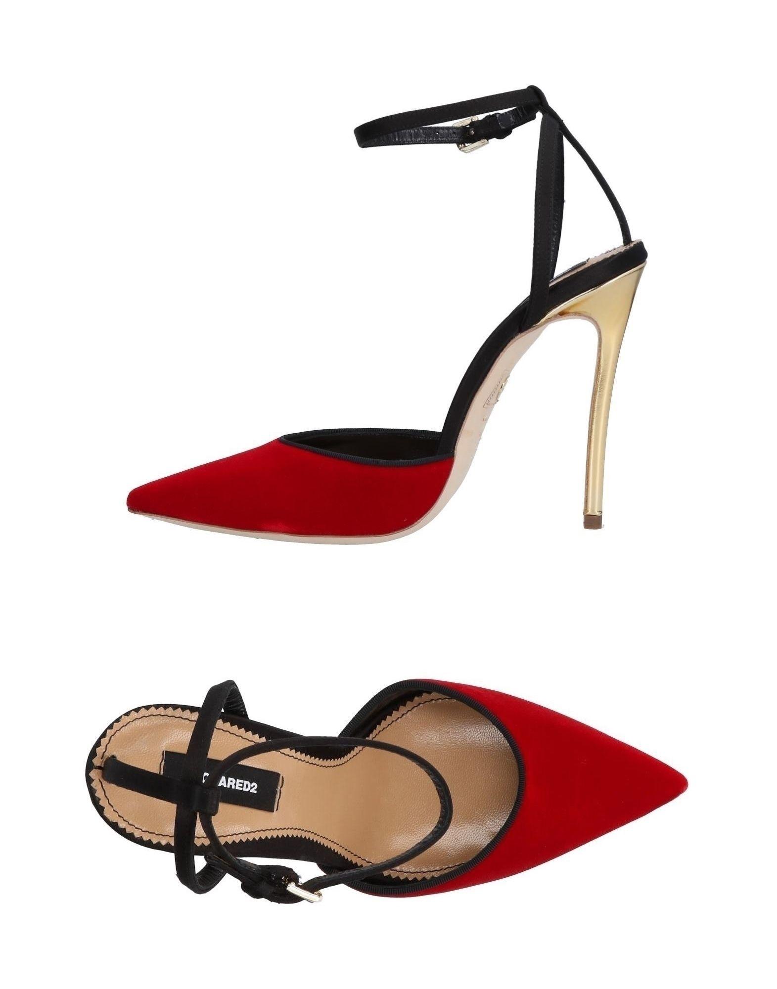 Dsquared2 Pumps Damen  aussehende 11495311GFGünstige gut aussehende  Schuhe ed1b60