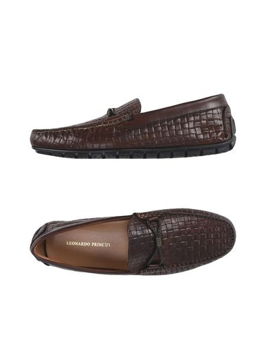 Zapatos con descuento Mocasín Leonardo Principi Hombre - Mocasines Leonardo Principi - 11495313UM Café