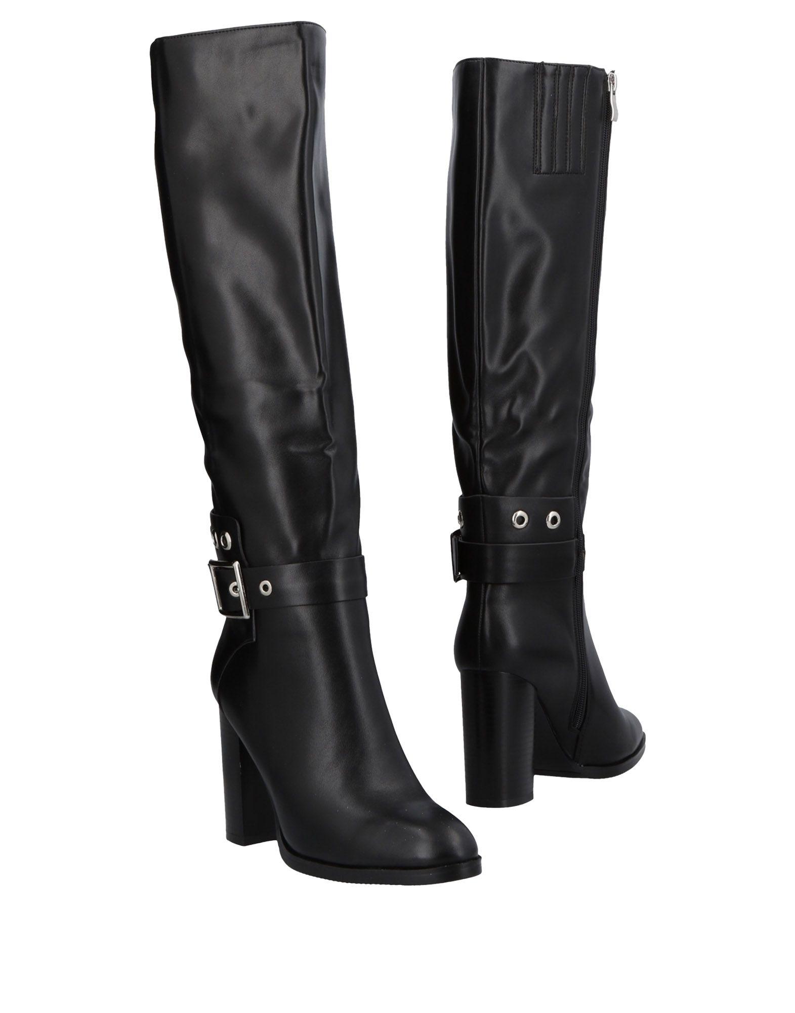 Stilvolle billige Schuhe Vivien Lee Stiefel Damen  11495318NM