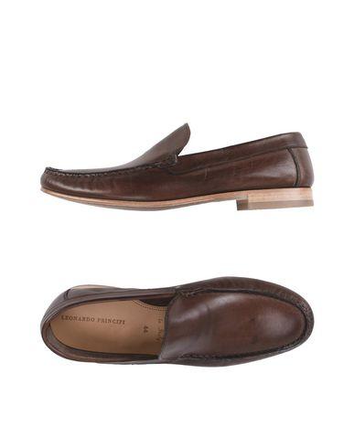 Zapatos con descuento Mocasín Leonardo Principi Hombre - Mocasines Leonardo Principi - 11495328XL Café