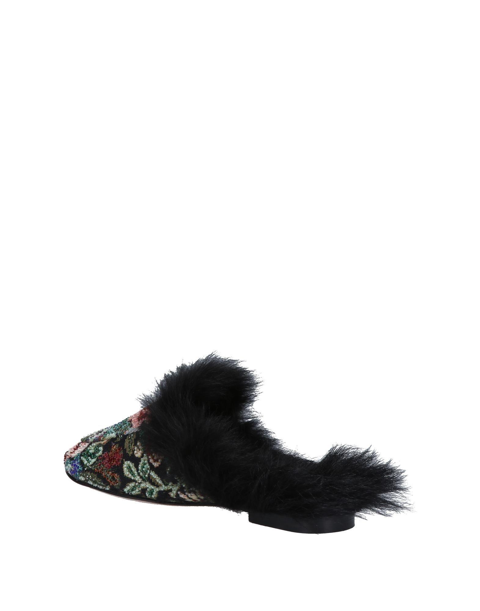 Coral Blue Pantoletten Damen    11495349WI Gute Qualität beliebte Schuhe 18bf9e
