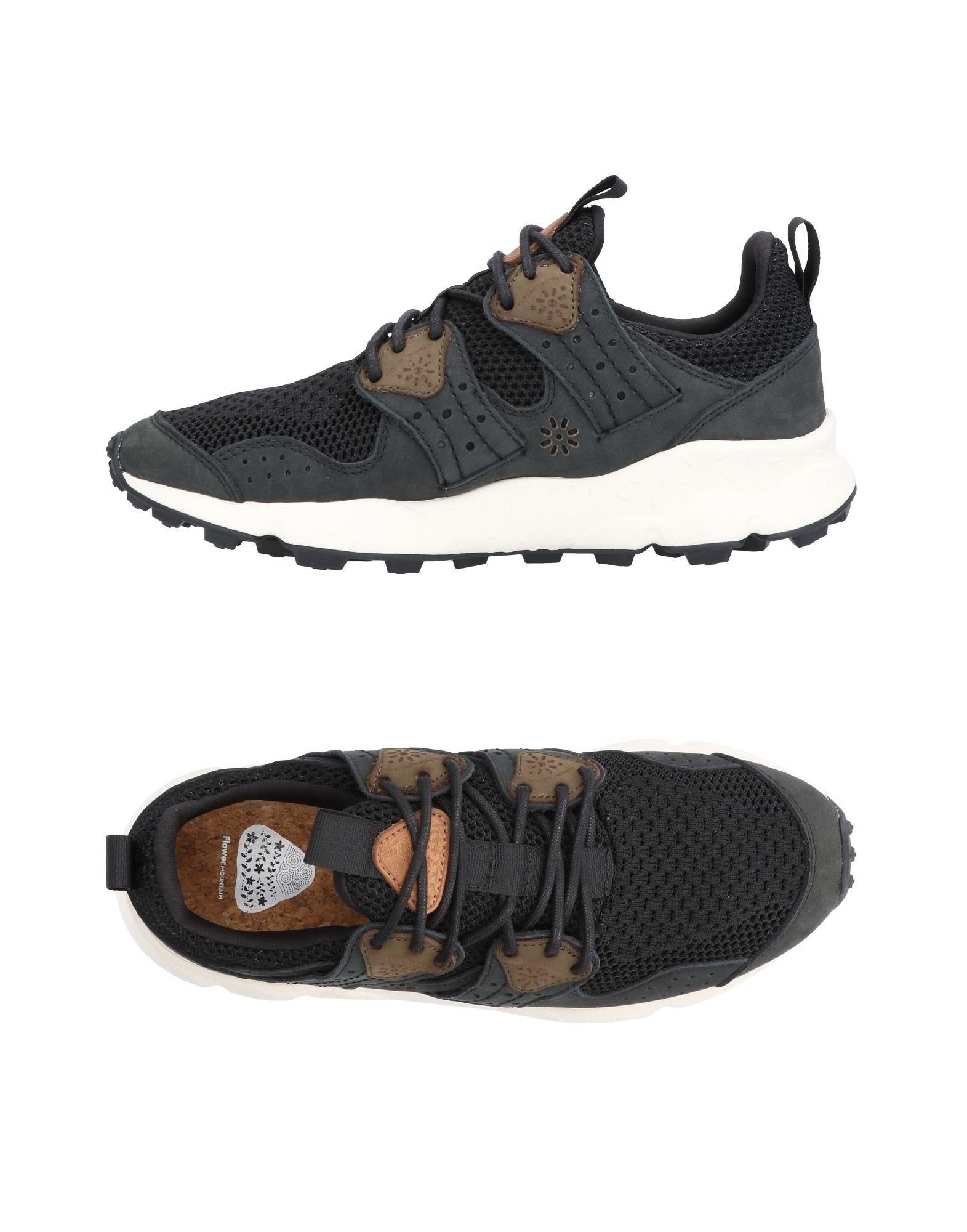 Rabatt echte Schuhe Flower Mountain® Sneakers Herren  11495360IA