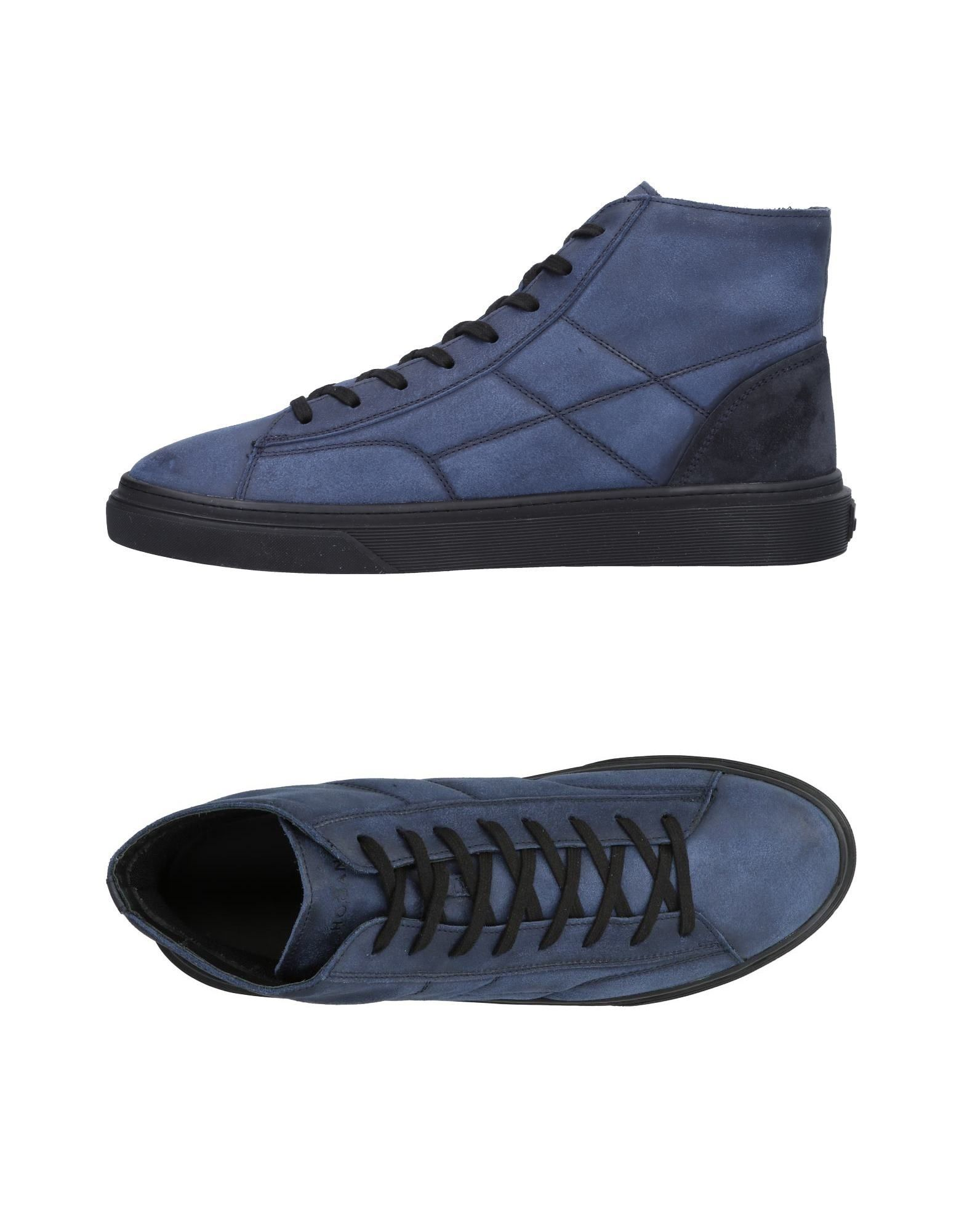 Sneakers Hogan Homme - Sneakers Hogan  Moka Chaussures casual sauvages