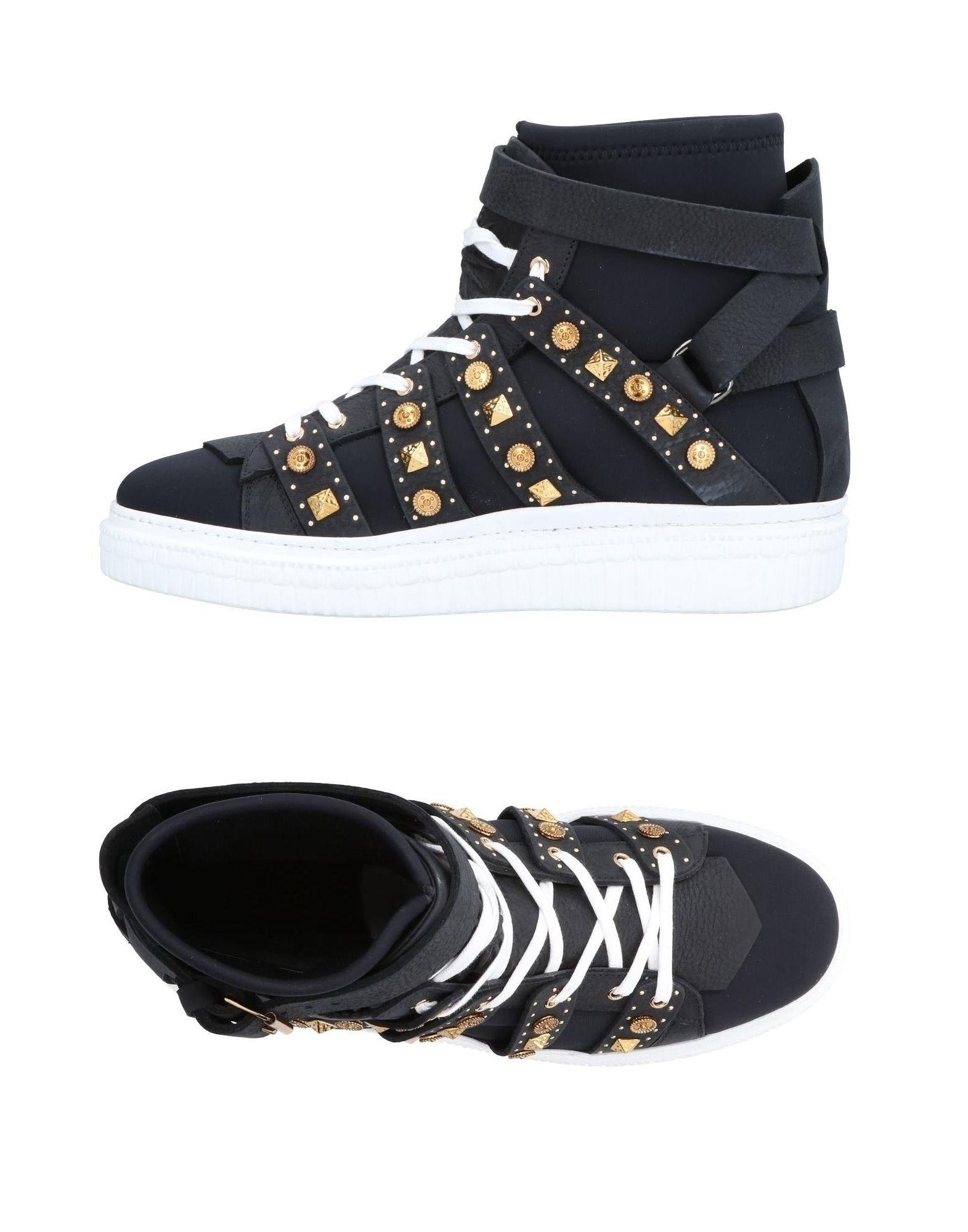 Sneakers Fausto Puglisi Homme - Sneakers Fausto Puglisi  Noir Nouvelles chaussures pour hommes et femmes, remise limitée dans le temps