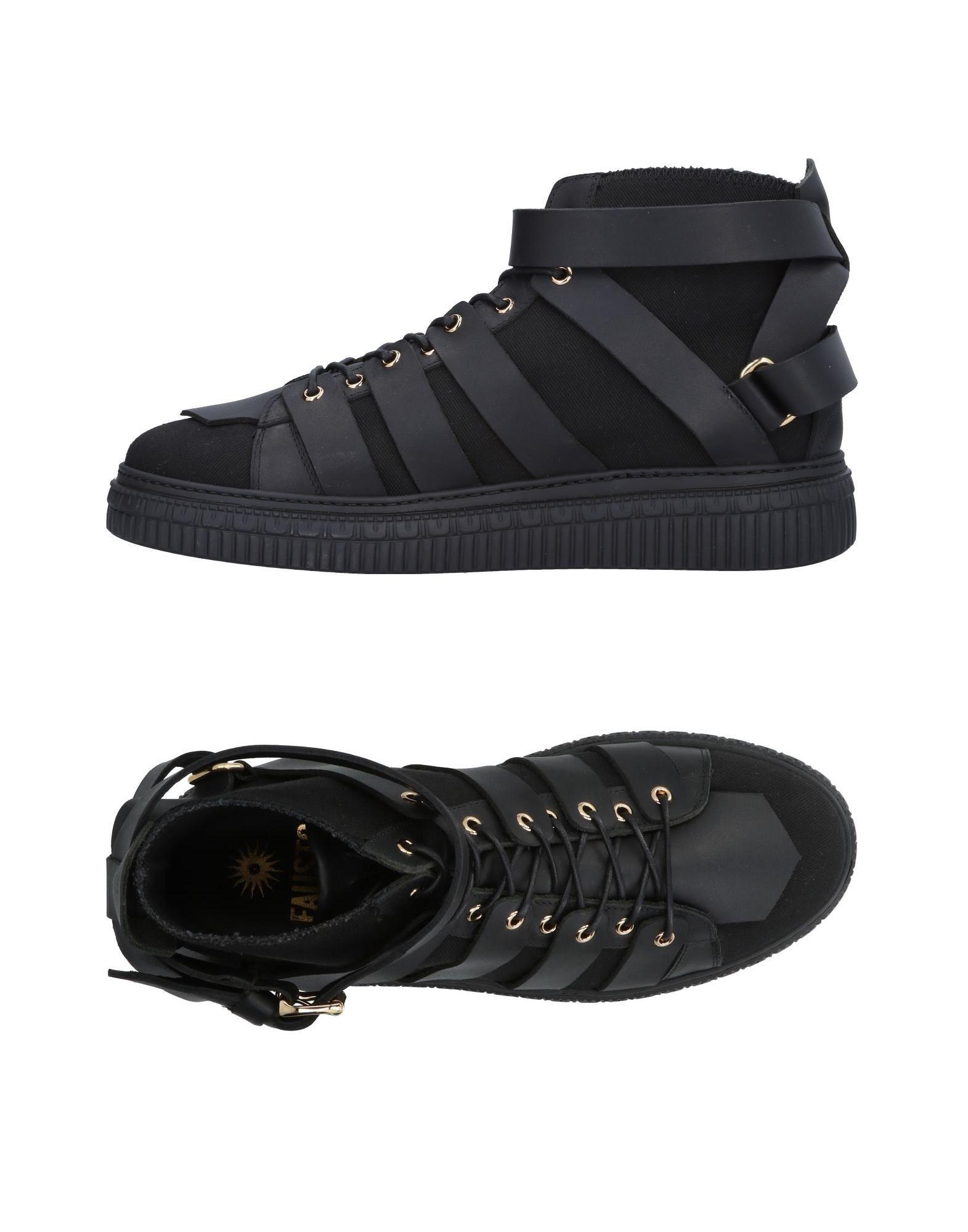 Fausto Puglisi Sneakers Herren  11495448IK Neue Schuhe