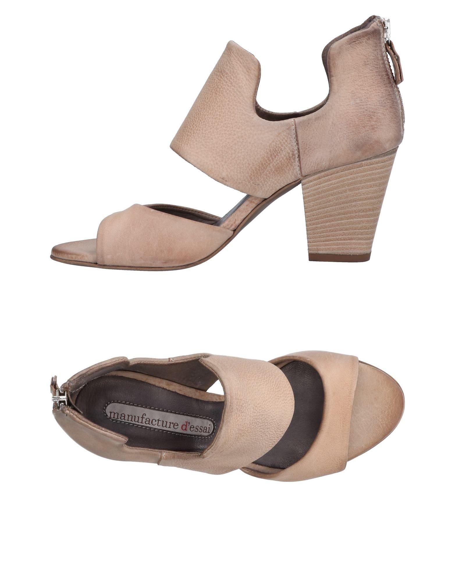 Manufacture D'essai Sandals - Women on Manufacture D'essai Sandals online on Women  Canada - 11495542IM b08963