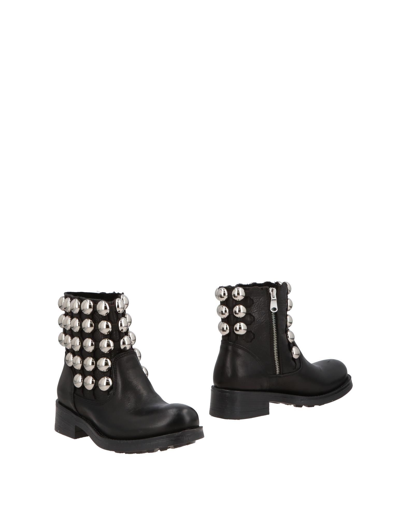 Gut um billige Schuhe Damen zu tragenMatisse Collection Stiefelette Damen Schuhe  11495545EO 69acbb