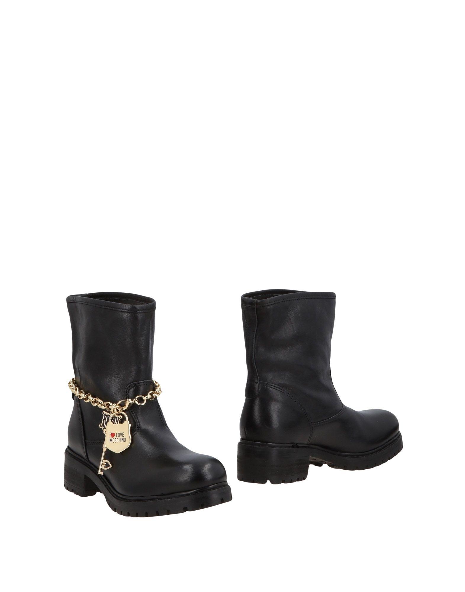 Love Moschino Stiefelette Damen   Damen 11495551RT Neue Schuhe 62886e