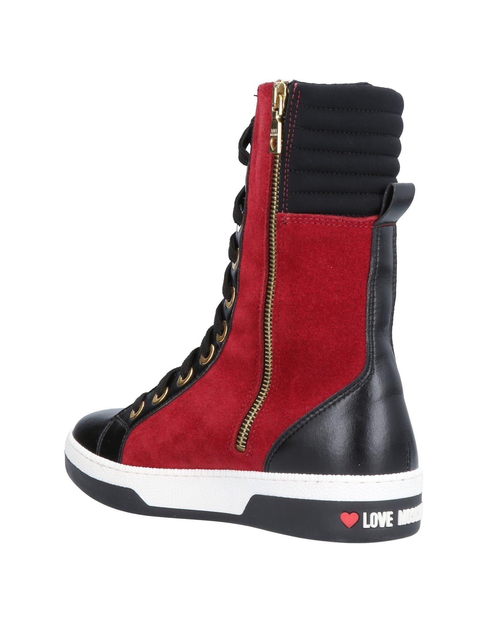 Stilvolle Moschino billige Schuhe Love Moschino Stilvolle Sneakers Damen  11495552GR 8556f6