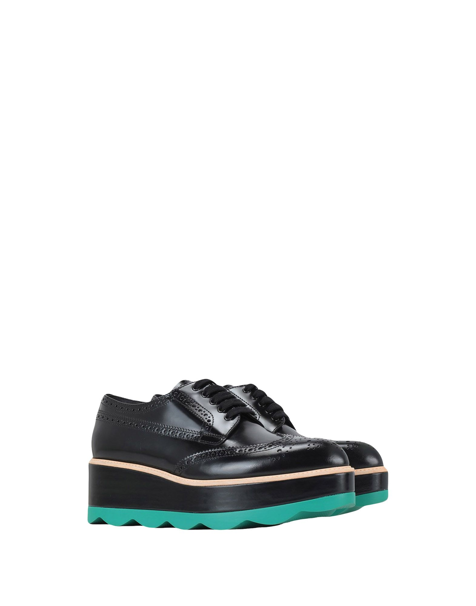 Prada Schnürschuhe aussehende Damen  11495601LBGünstige gut aussehende Schnürschuhe Schuhe 668cac