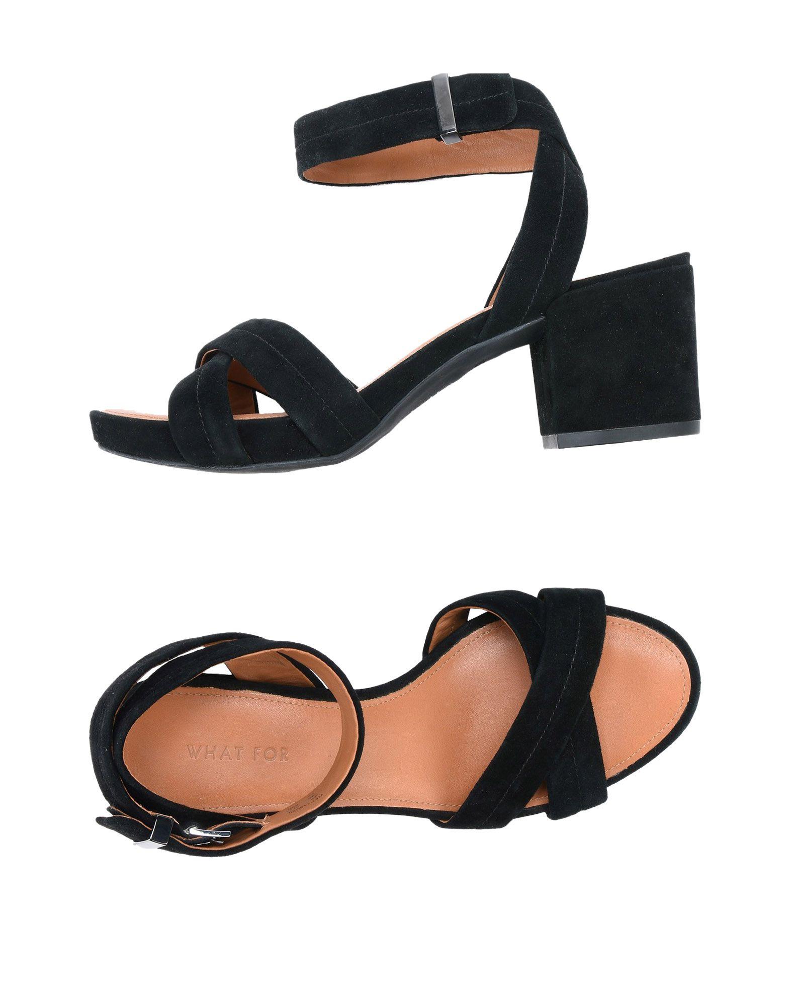 What For Sandalen Damen  11495605LG Gute Qualität beliebte beliebte beliebte Schuhe 177f25