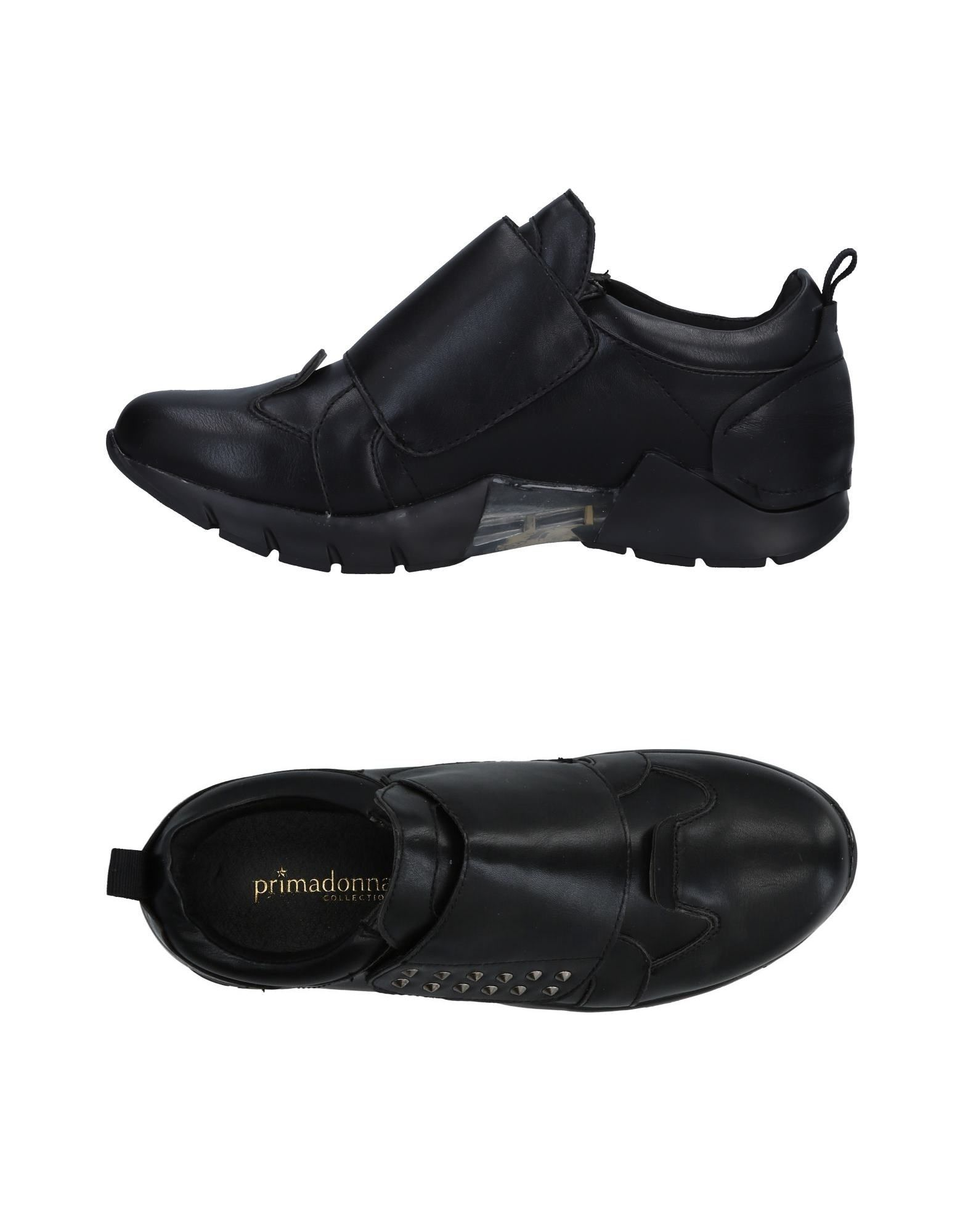 Baskets Primadonna Femme - Baskets Primadonna Noir Dernières chaussures discount pour hommes et femmes