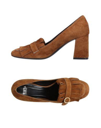Los últimos zapatos de descuento para hombres y mujeres - Mocasín Festa Milano Mujer - mujeres Mocasines Festa Milano - 11495623AO Caqui b23d85