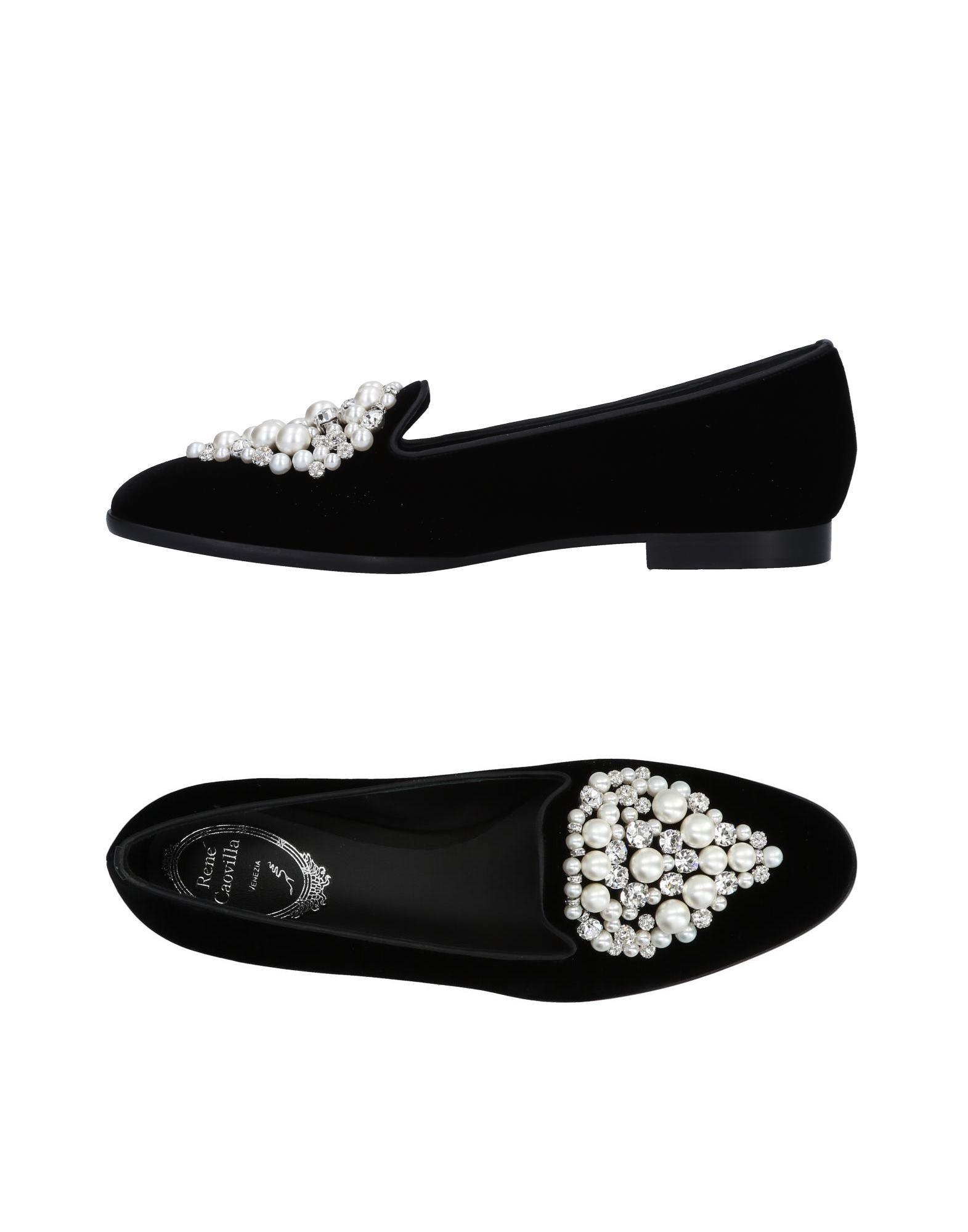 Rene' 11495654CSGünstige Caovilla Mokassins Damen  11495654CSGünstige Rene' gut aussehende Schuhe 370126