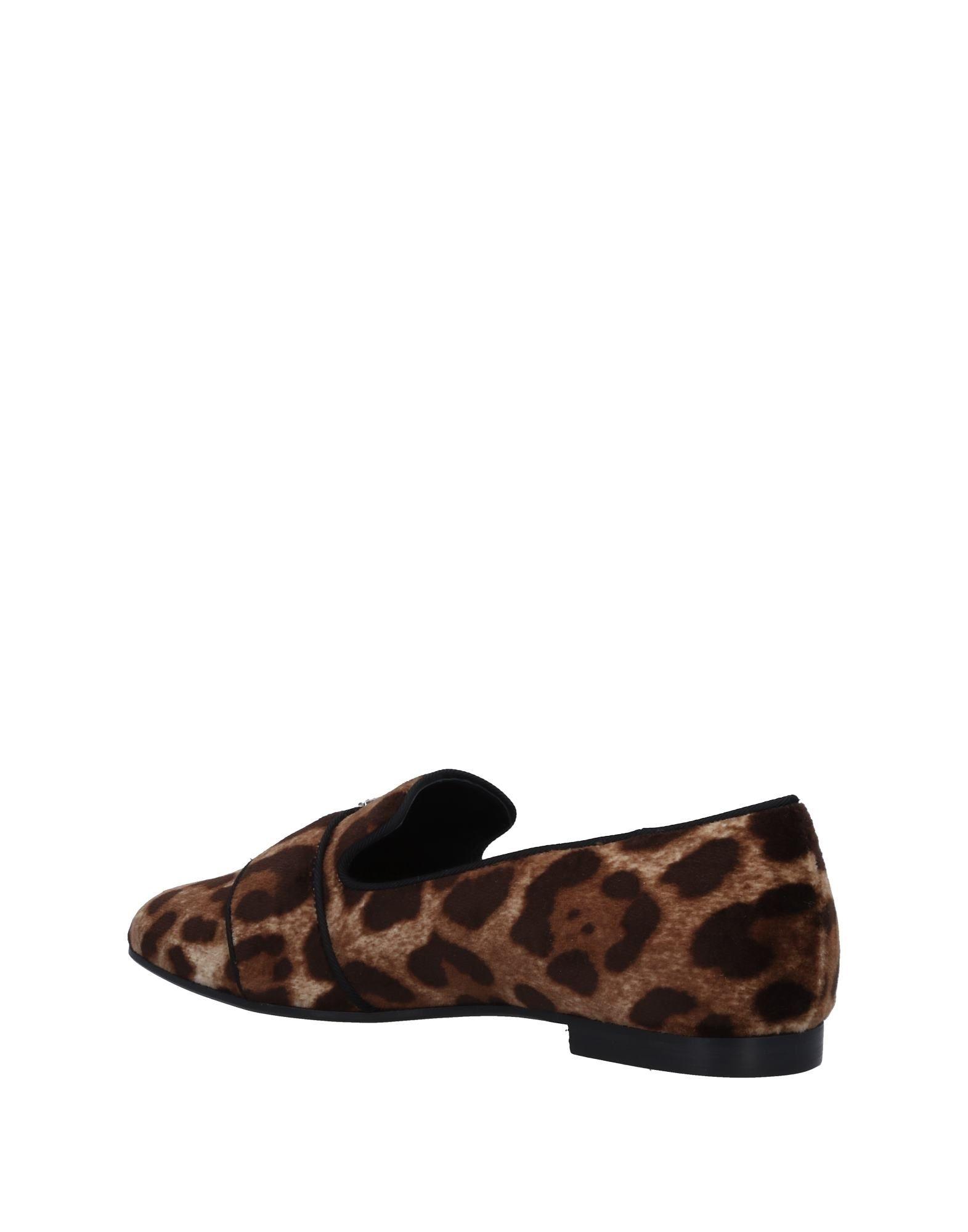 Dolce & Gabbana Mokassins Damen Schuhe  11495668VR Neue Schuhe Damen 992280
