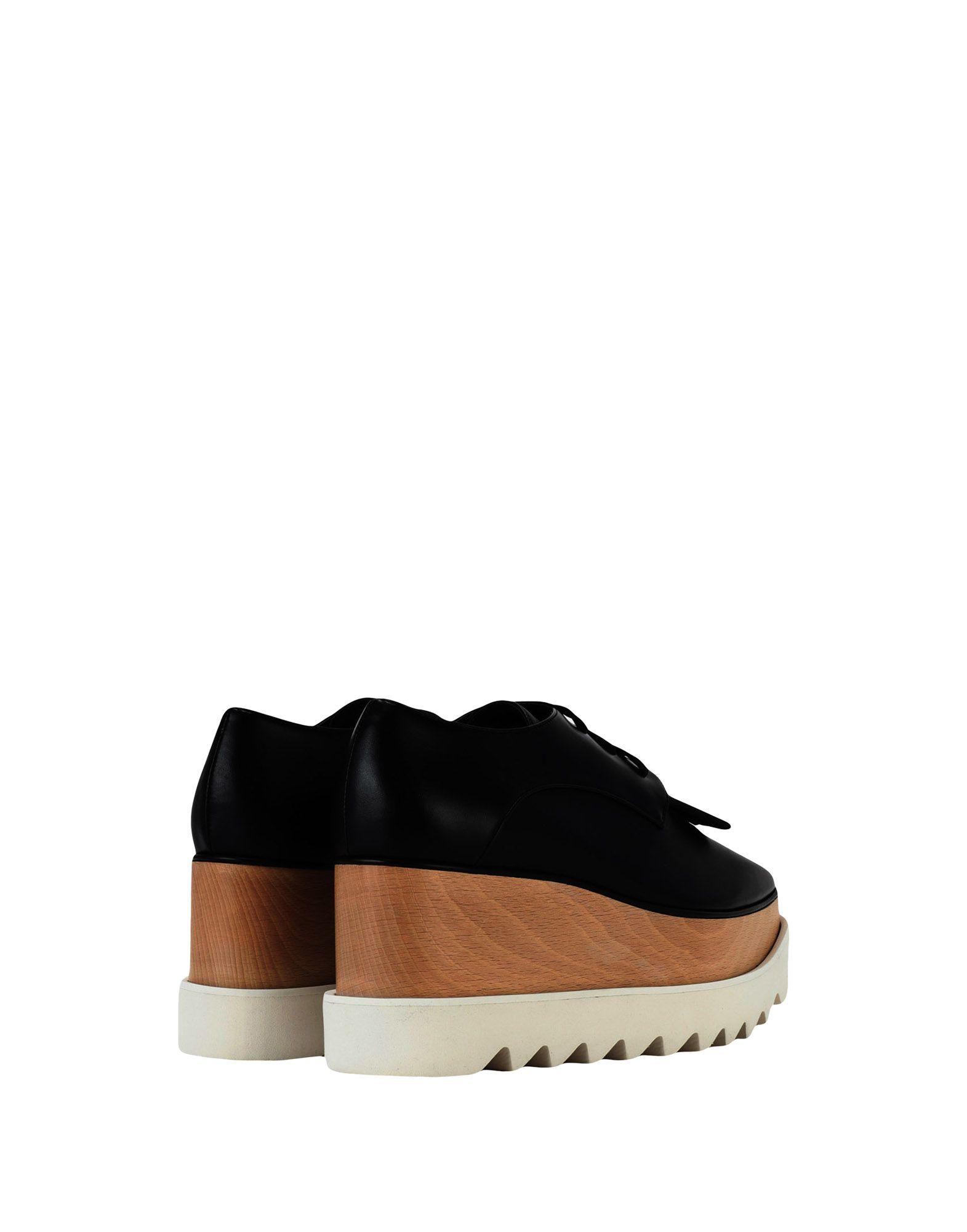 Stella Mccartney Schnürschuhe gut Damen  11495671HSGünstige gut Schnürschuhe aussehende Schuhe 4f3cb4