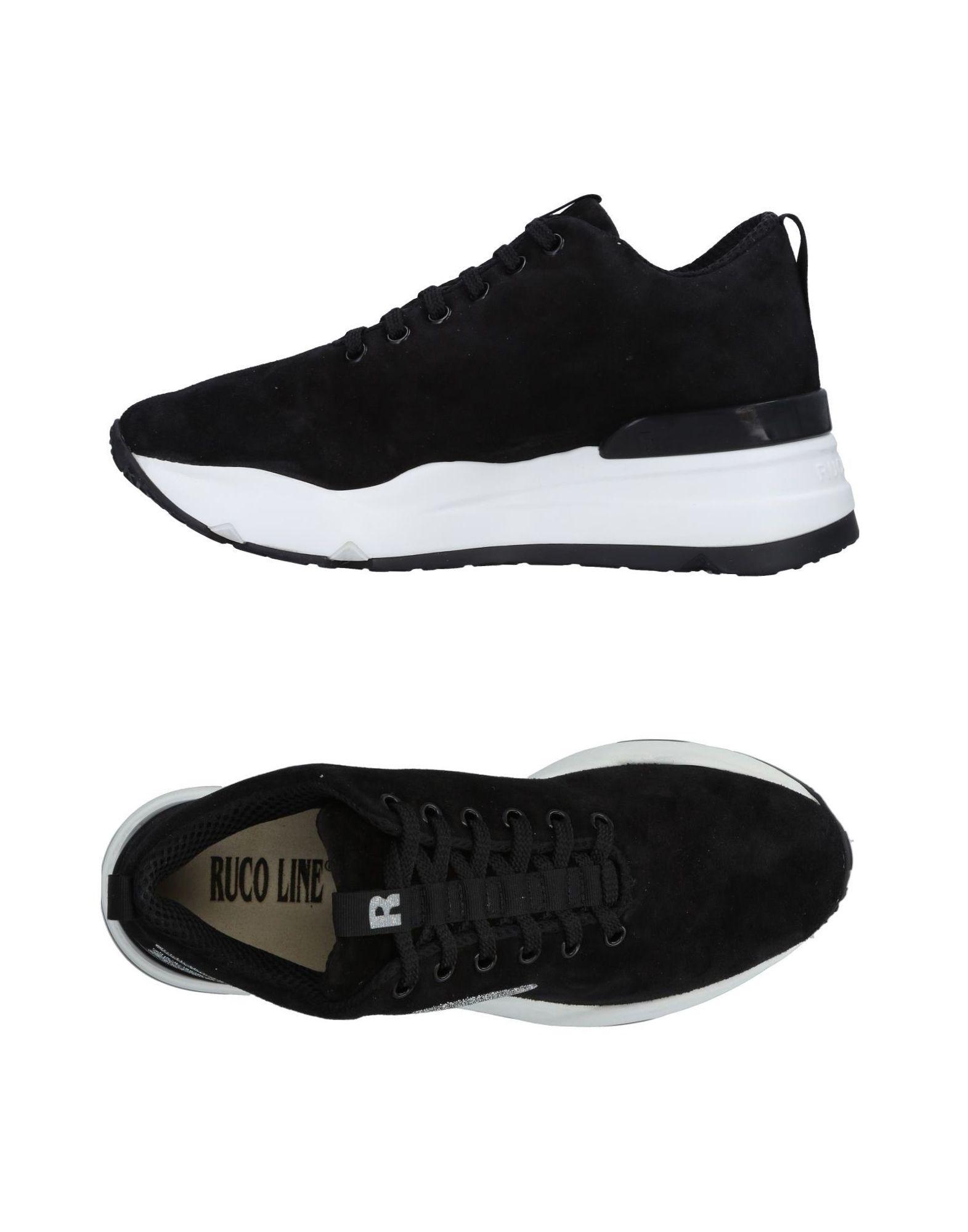 Stilvolle billige Damen Schuhe Ruco Line Sneakers Damen billige  11495678FF 363888
