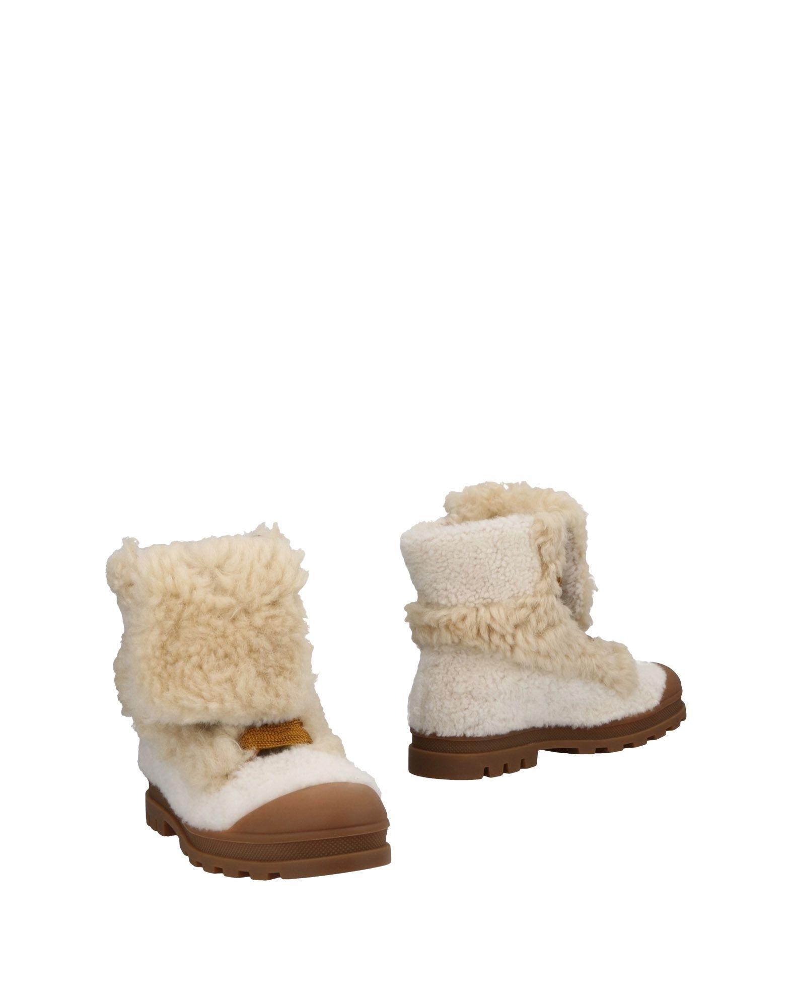 Haltbare Mode billige Schuhe Chloé Stiefelette Damen  11495679VE Heiße Schuhe