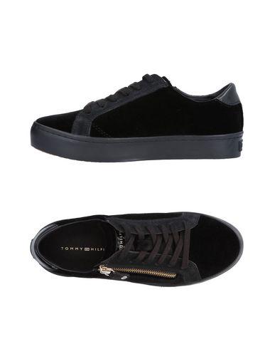 ee5a037d8e3 Sneakers Tommy Hilfiger Mujer - Sneakers Tommy Hilfiger en YOOX ...